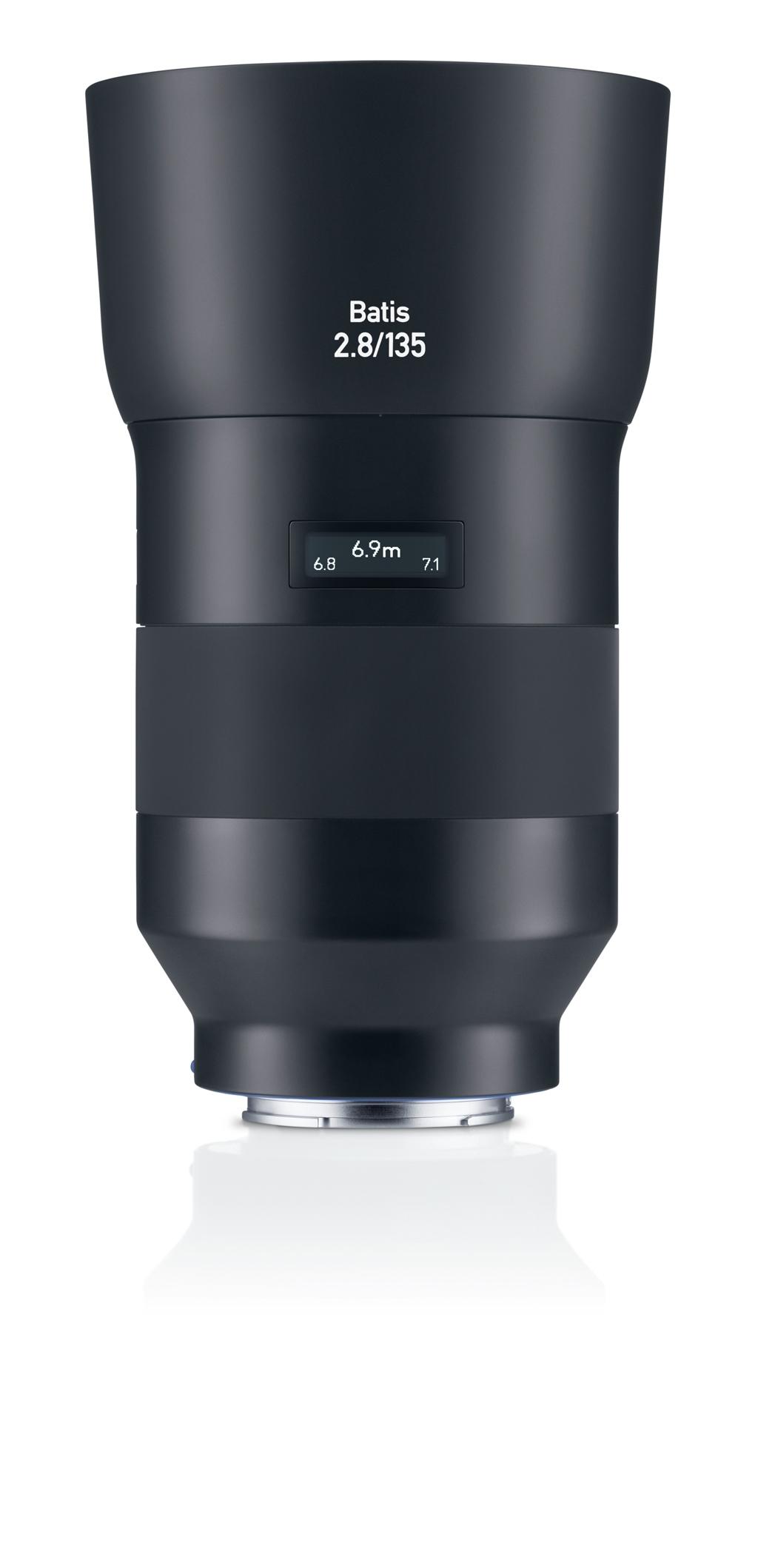 ZEISS Batis 135mm 1:2,8 für Sony ILCE (E-Mount)