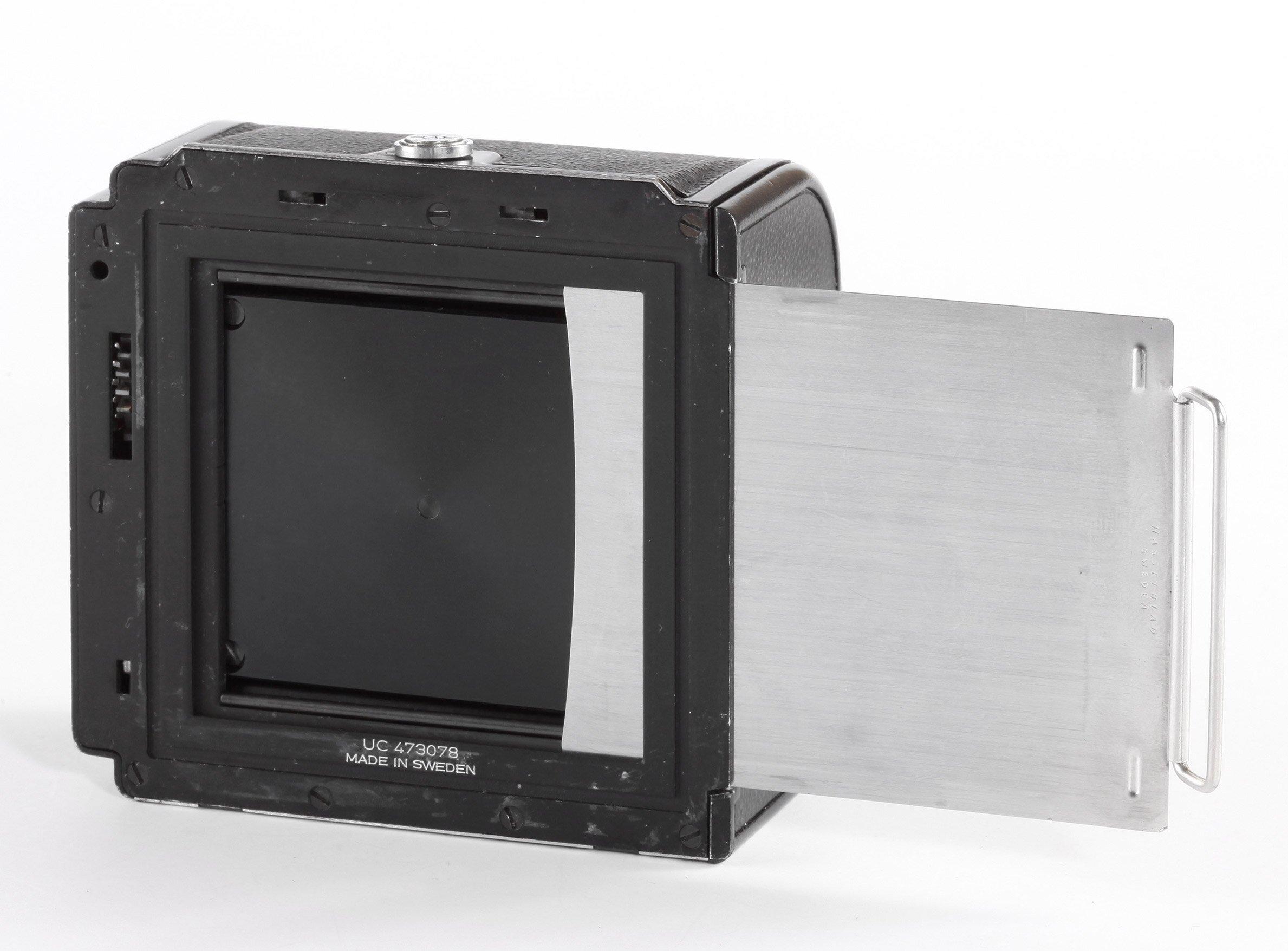 Hasselblad 500 C chrom Magazin 12 schwarz