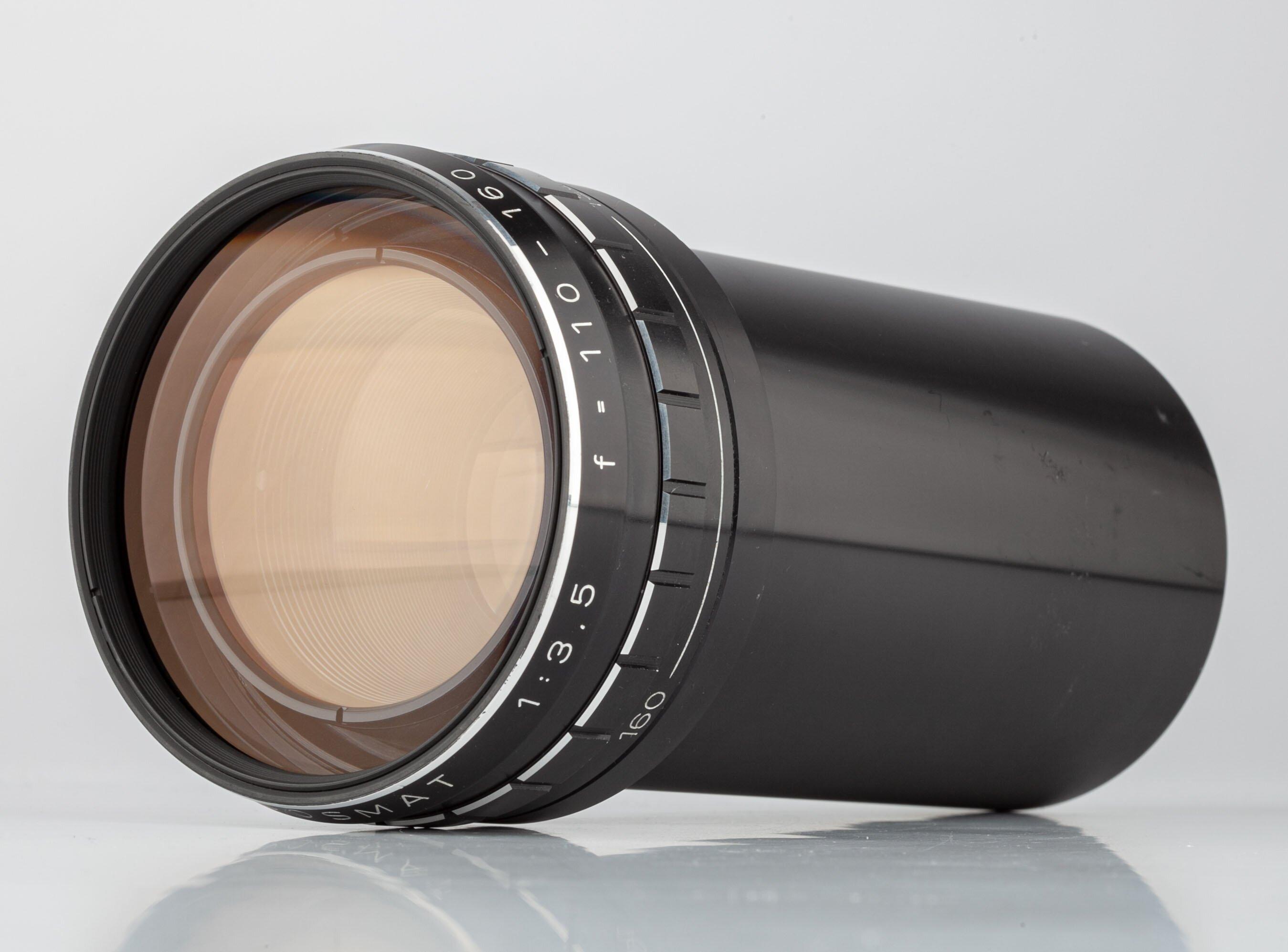 Vario Heidosmat 3,5/110-160 Projektor Objektiv