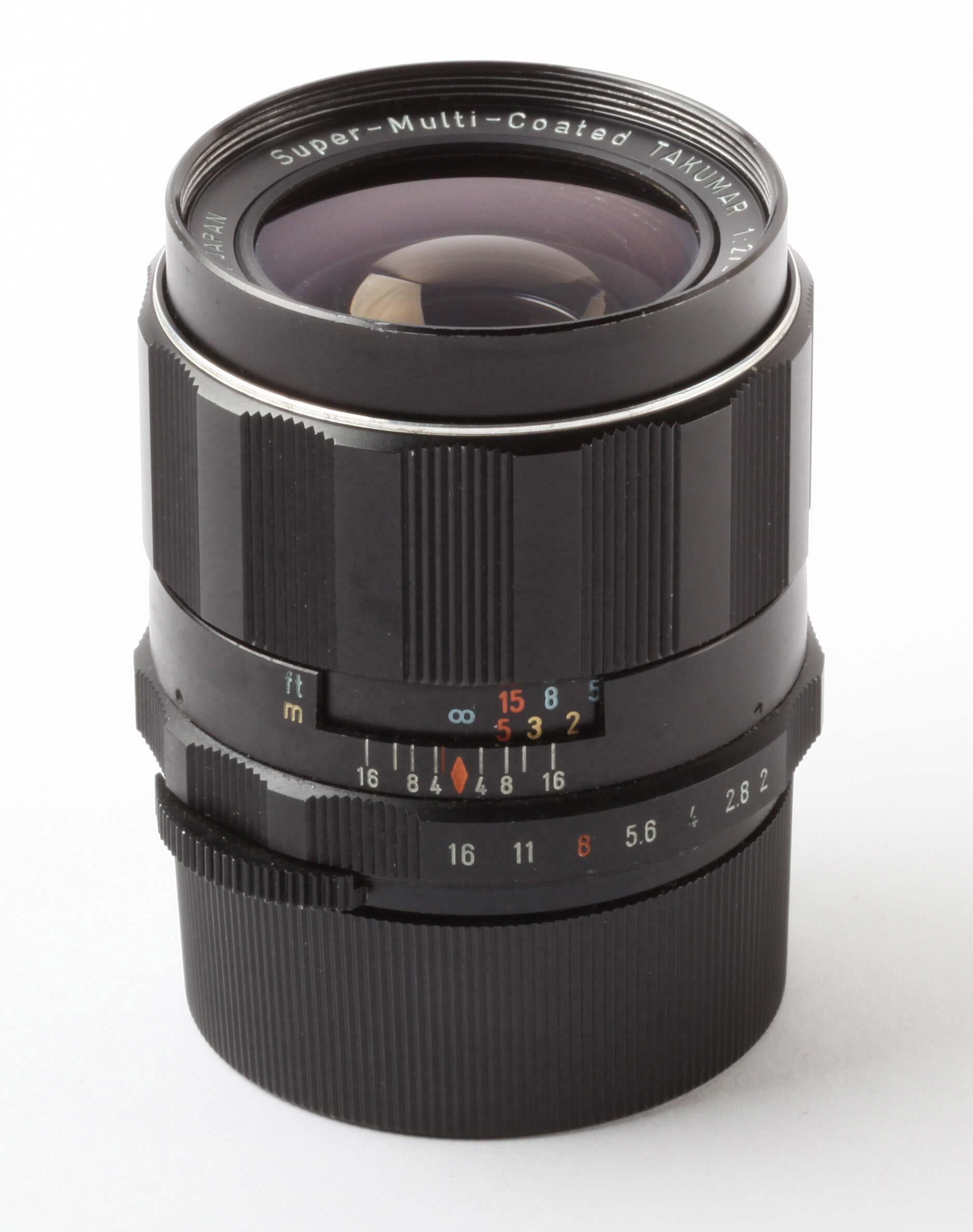 Pentax Super-Multi-Coated Takumar 2/35mm für PK