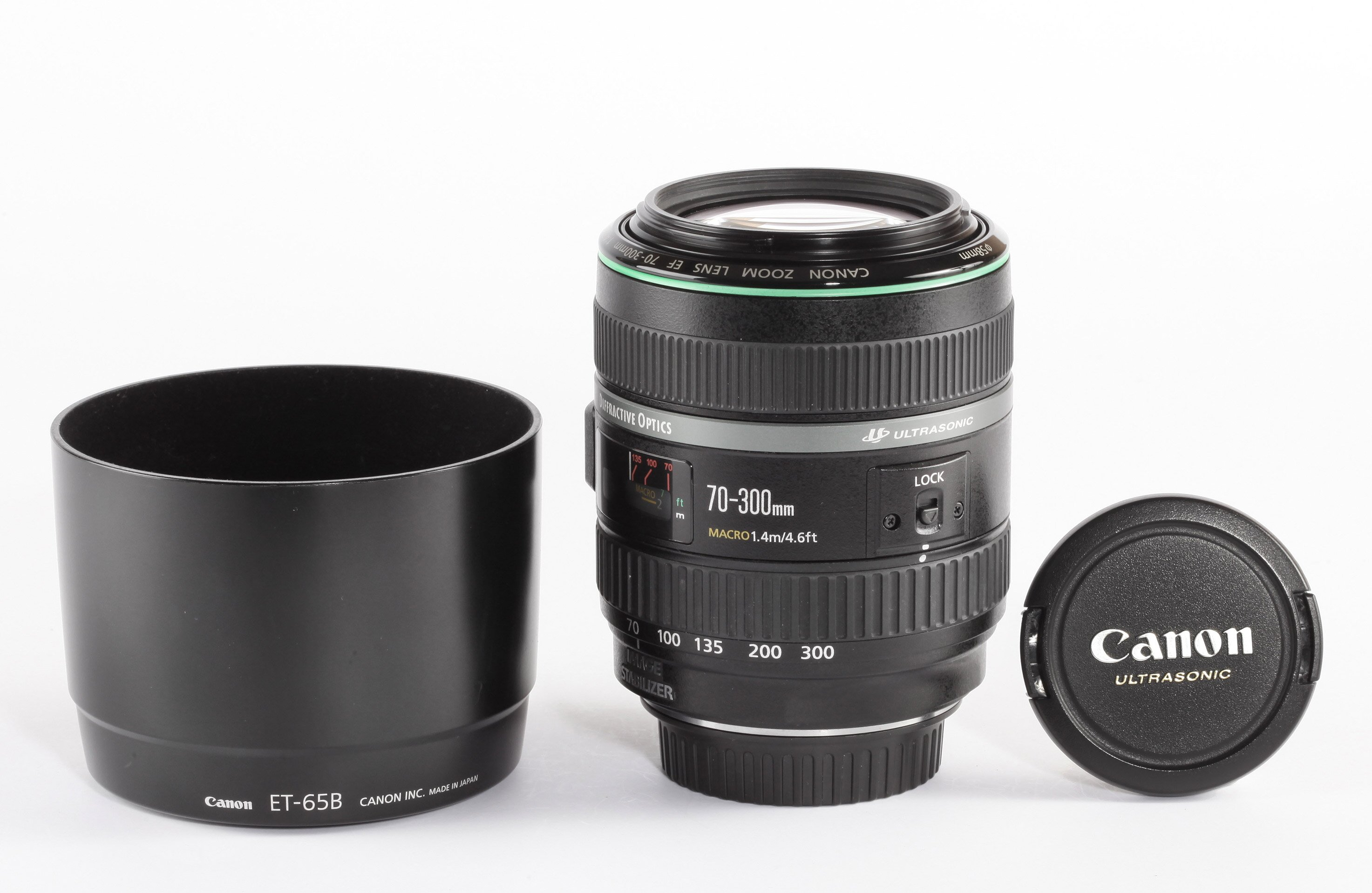 Canon EF 70-300mm 4,5-5,6 DO IS USM
