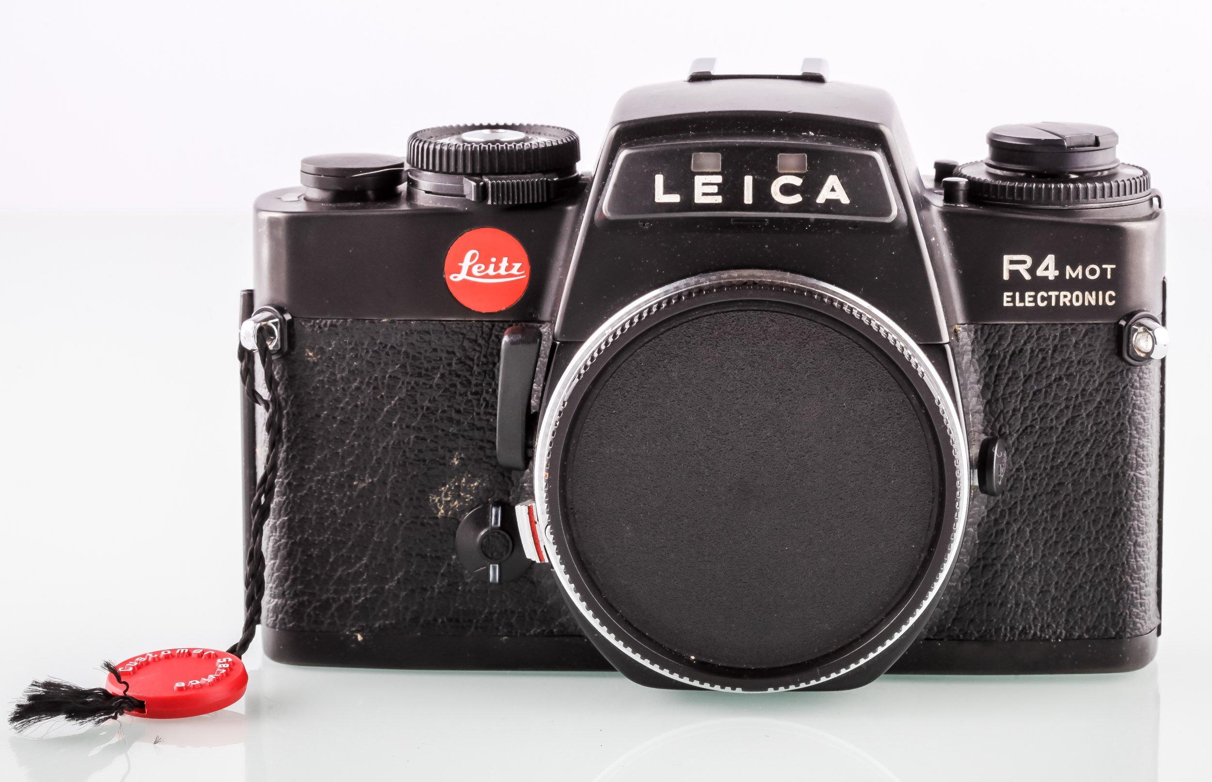 Leica R4 MOT ELECTRONIC body