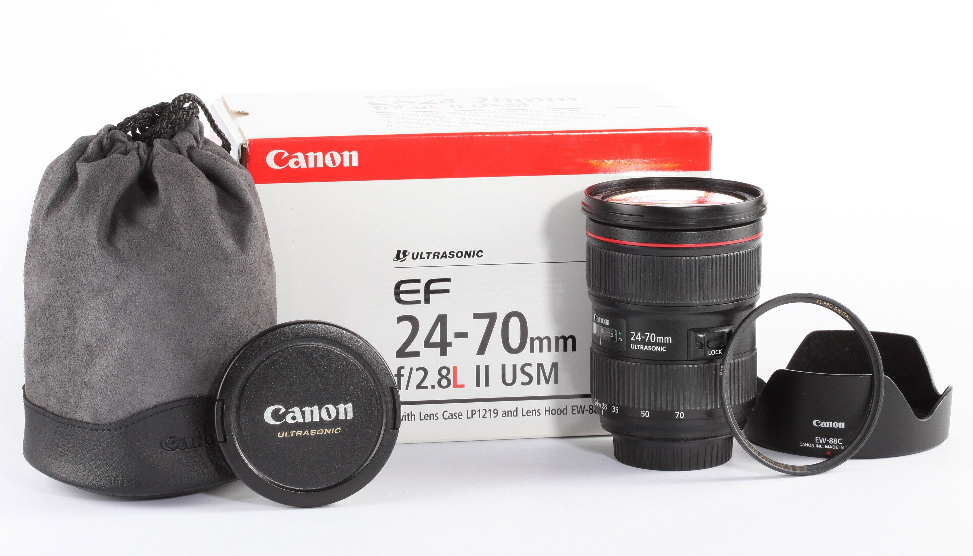 Canon EF 24-70mm 2,8 L II USM