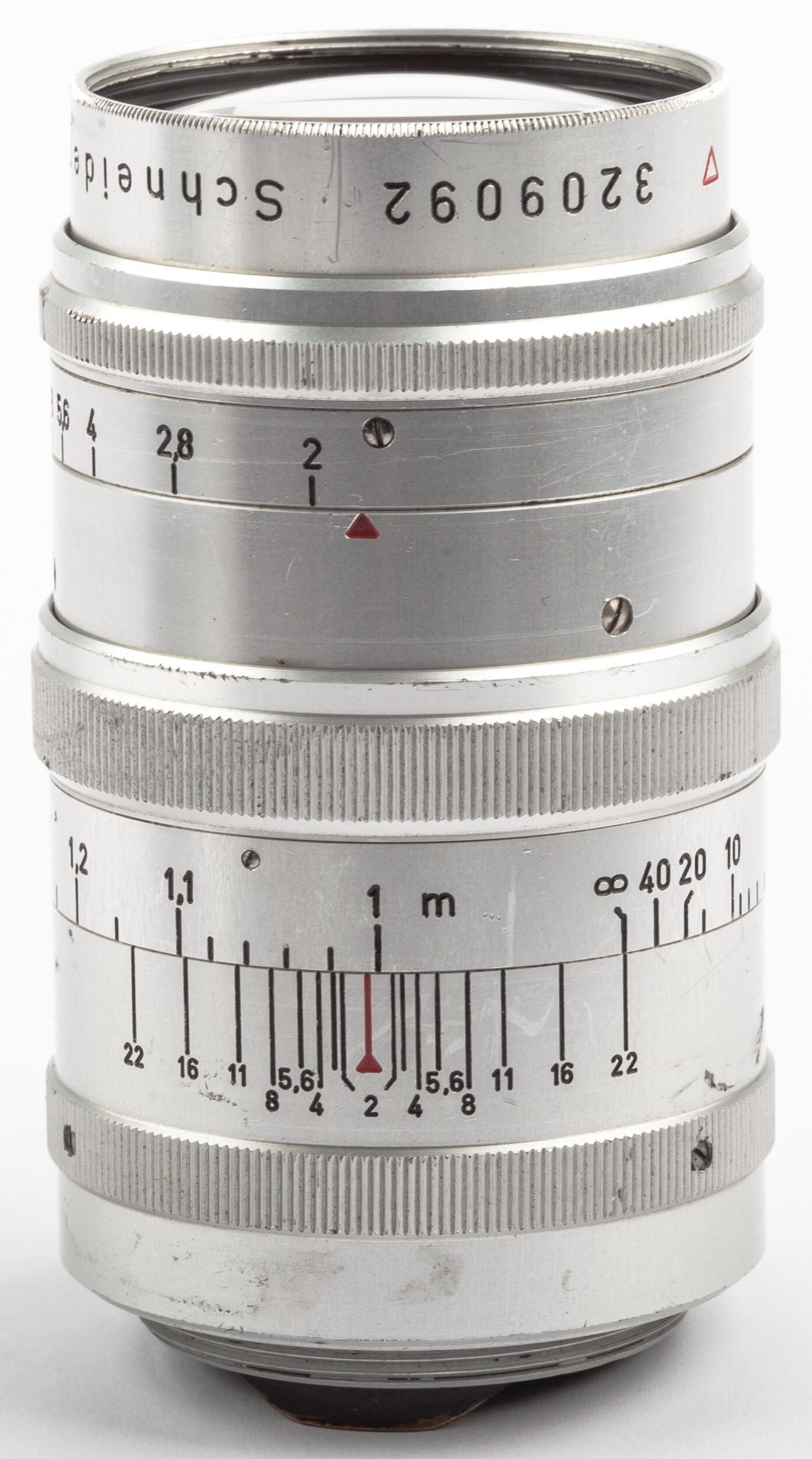 Leica Xenon 2/80mm M39 Schneid only two pieces produced mit Kuplung