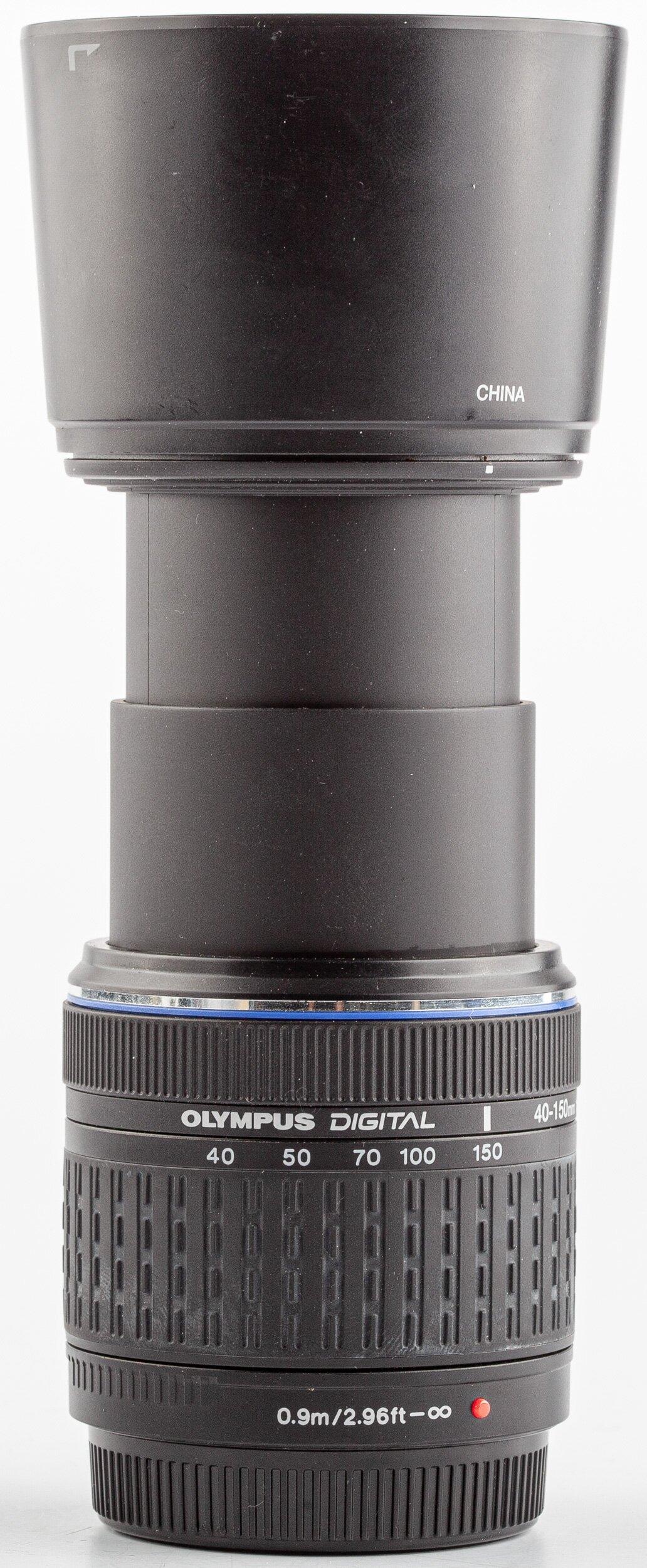Olympus 40-150mm F4.0-5.6 ED