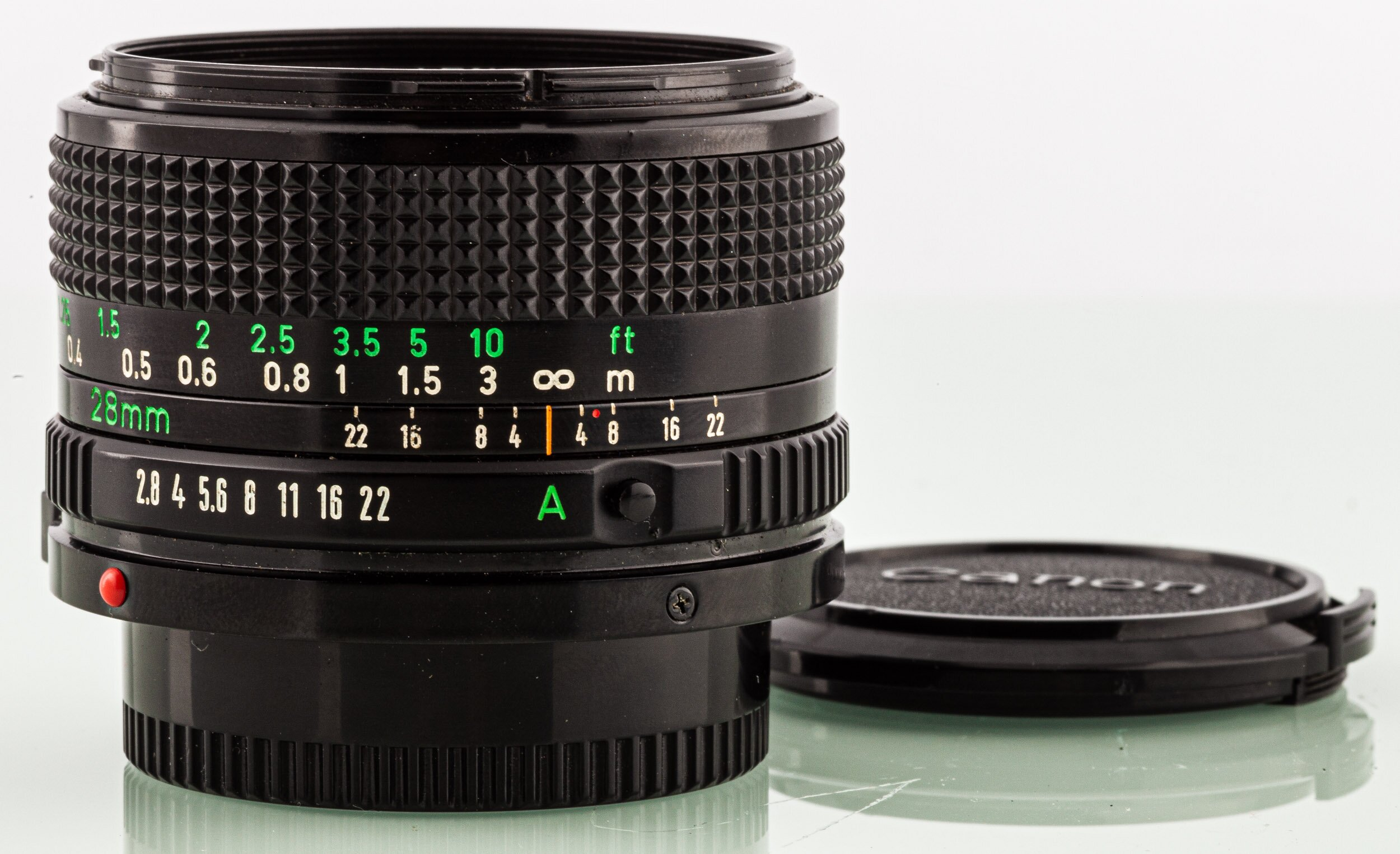Canon FD 28mm F2.8