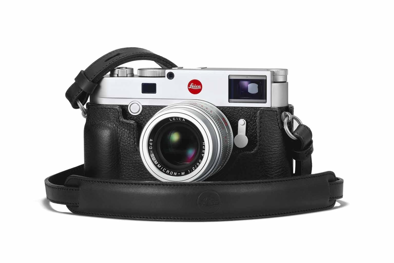 Leica Protektor M10, Leder, schwarz 24020