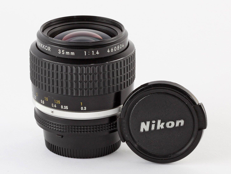 Nikon Nikkor 35mm/1,4 AIS