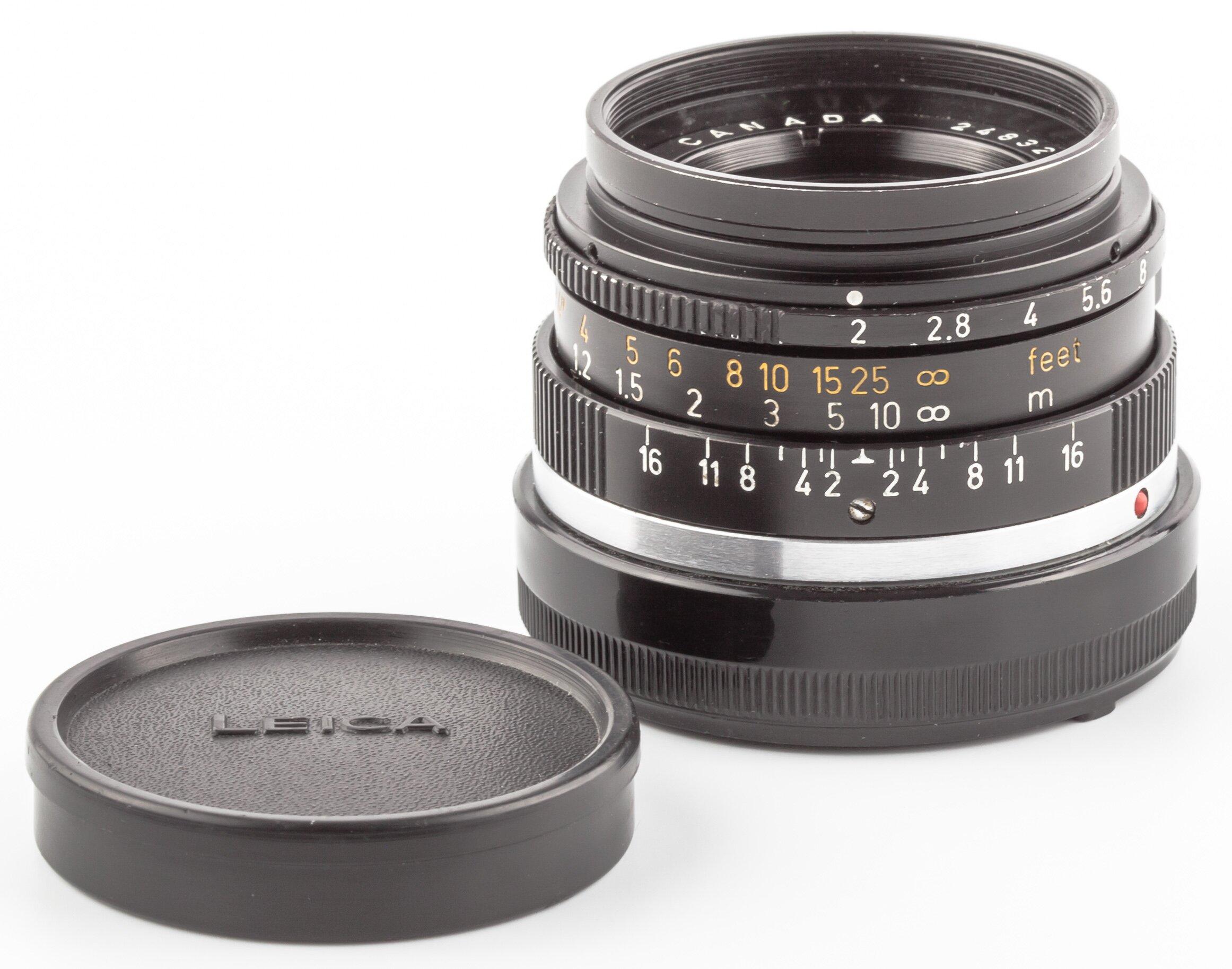 Leica M Summicron 2/35mm 11309