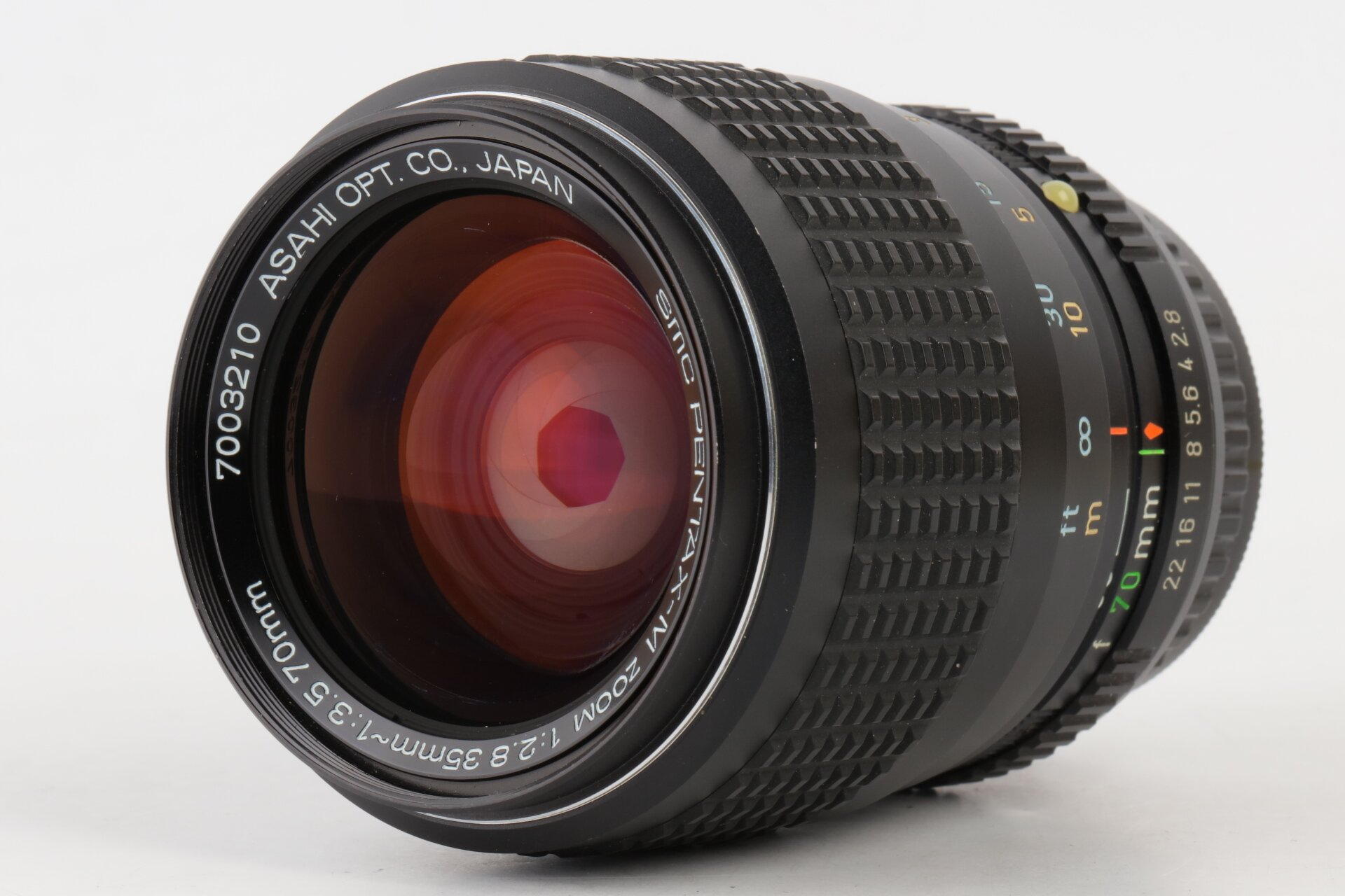 Pentax-M 2,8-3,5/35-70mm SMC zoom Pentax-K