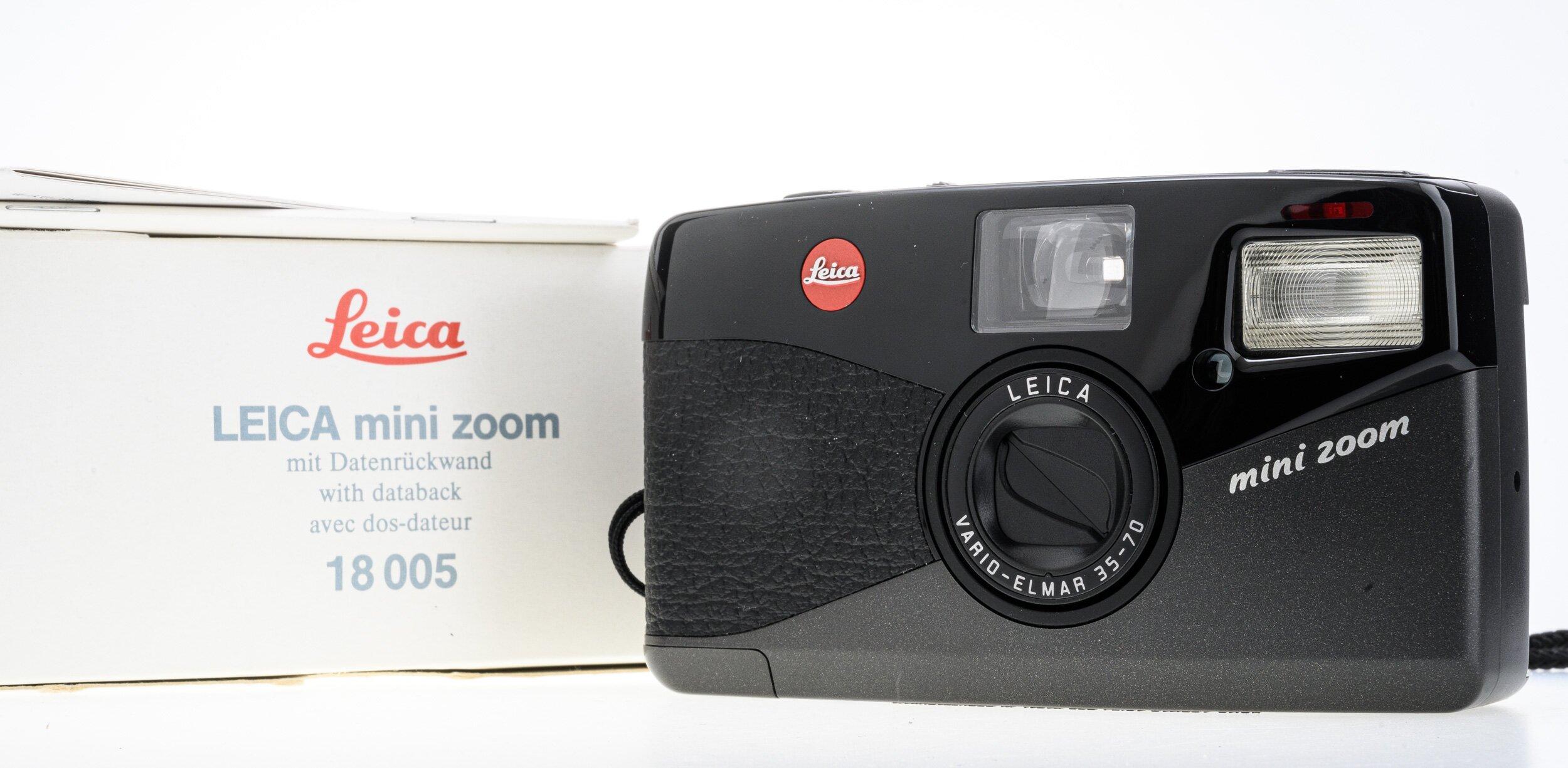 Leica mini zoom #18005