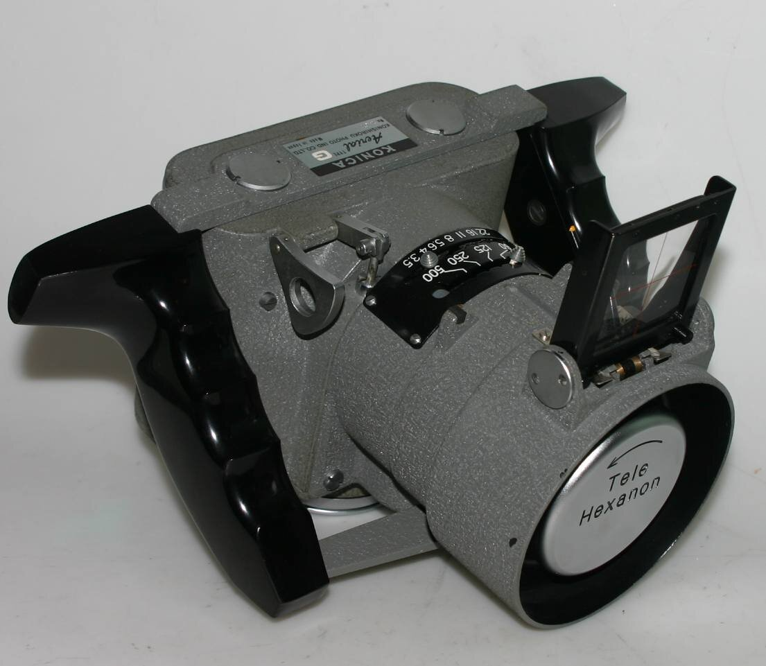 Konica Aerial Camera Type G for 120 Film