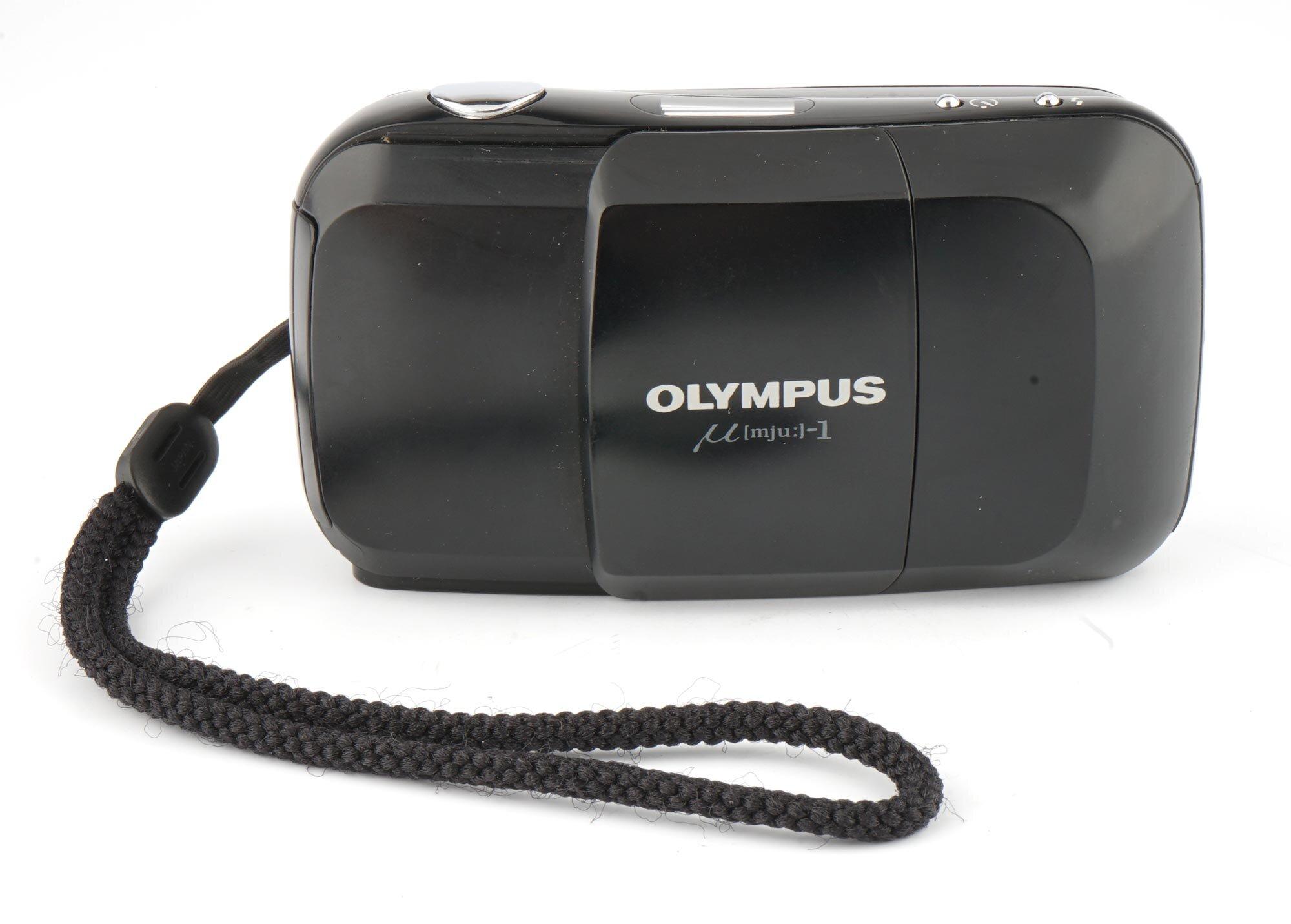 Olympus mju I Analoge Kompaktkamera