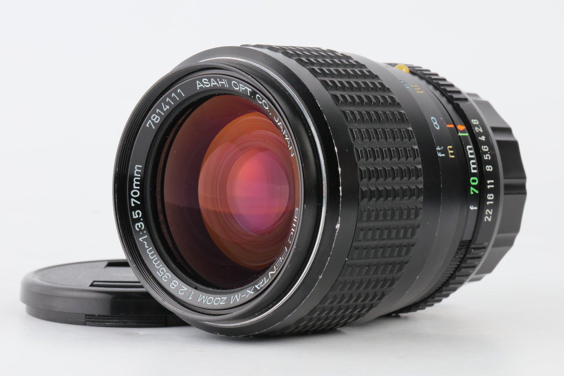 Pentax K 35-70mm 2,8-3,5 SMC Pentax-M