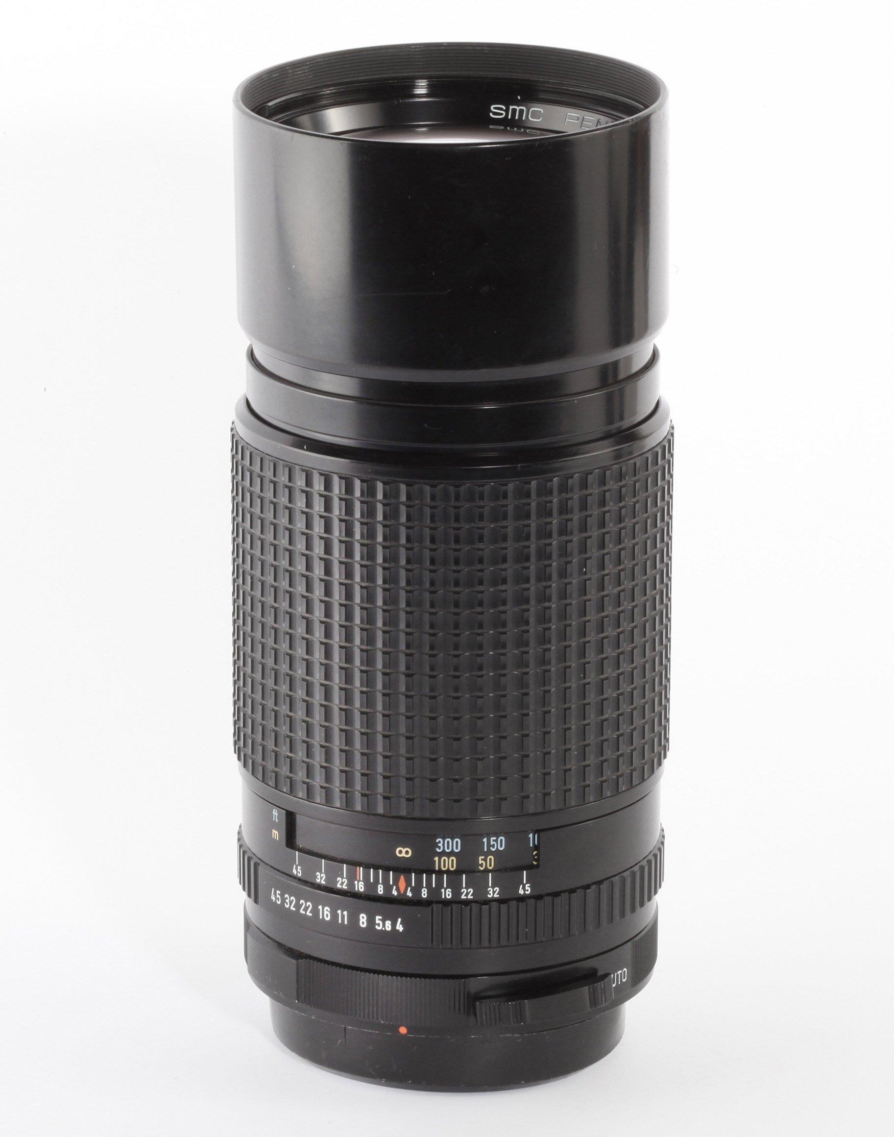 SMC Pentax 67 4/300mm