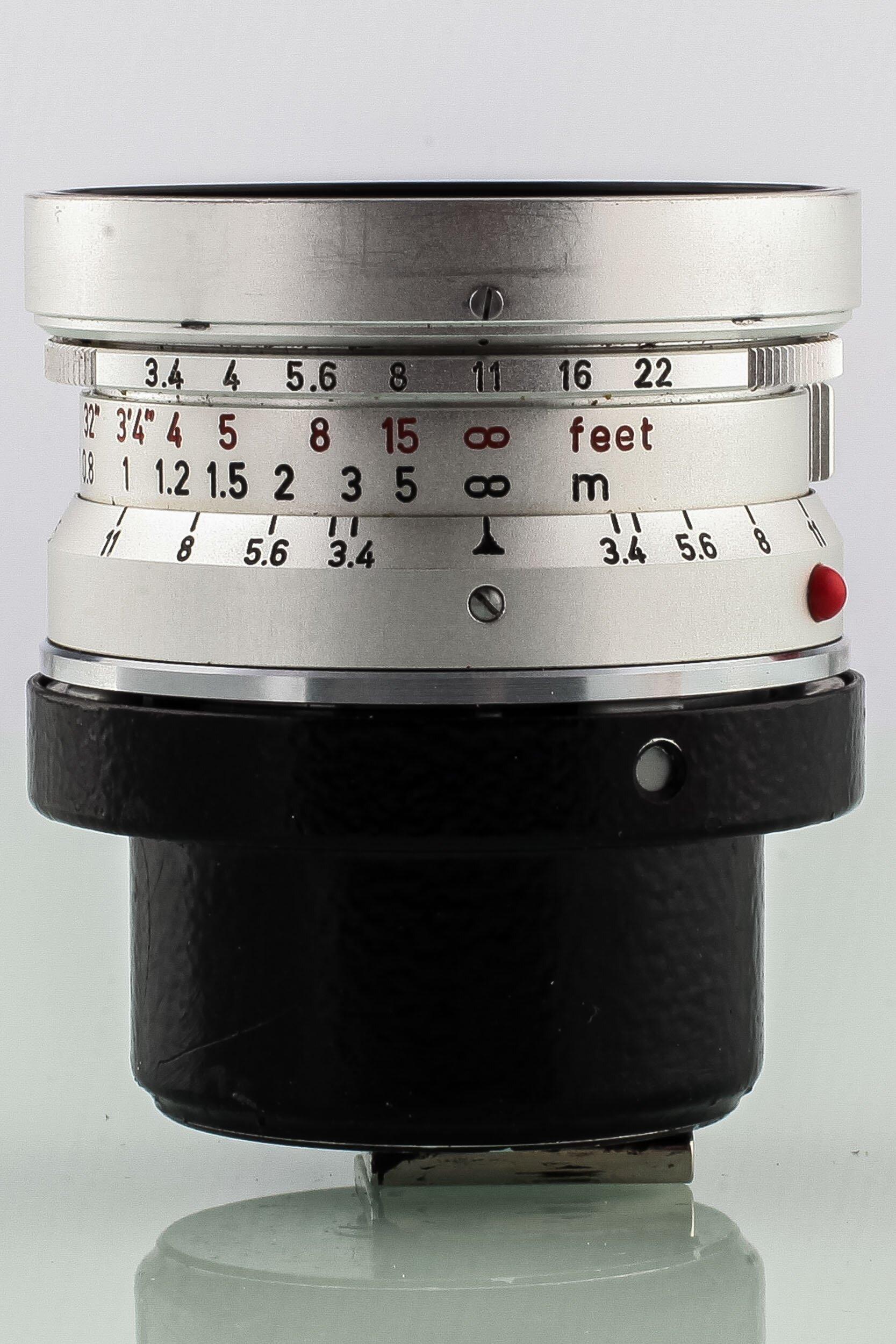 Leica Super-Angulon-M 3,4/21mm Weitwinkelobjektiv