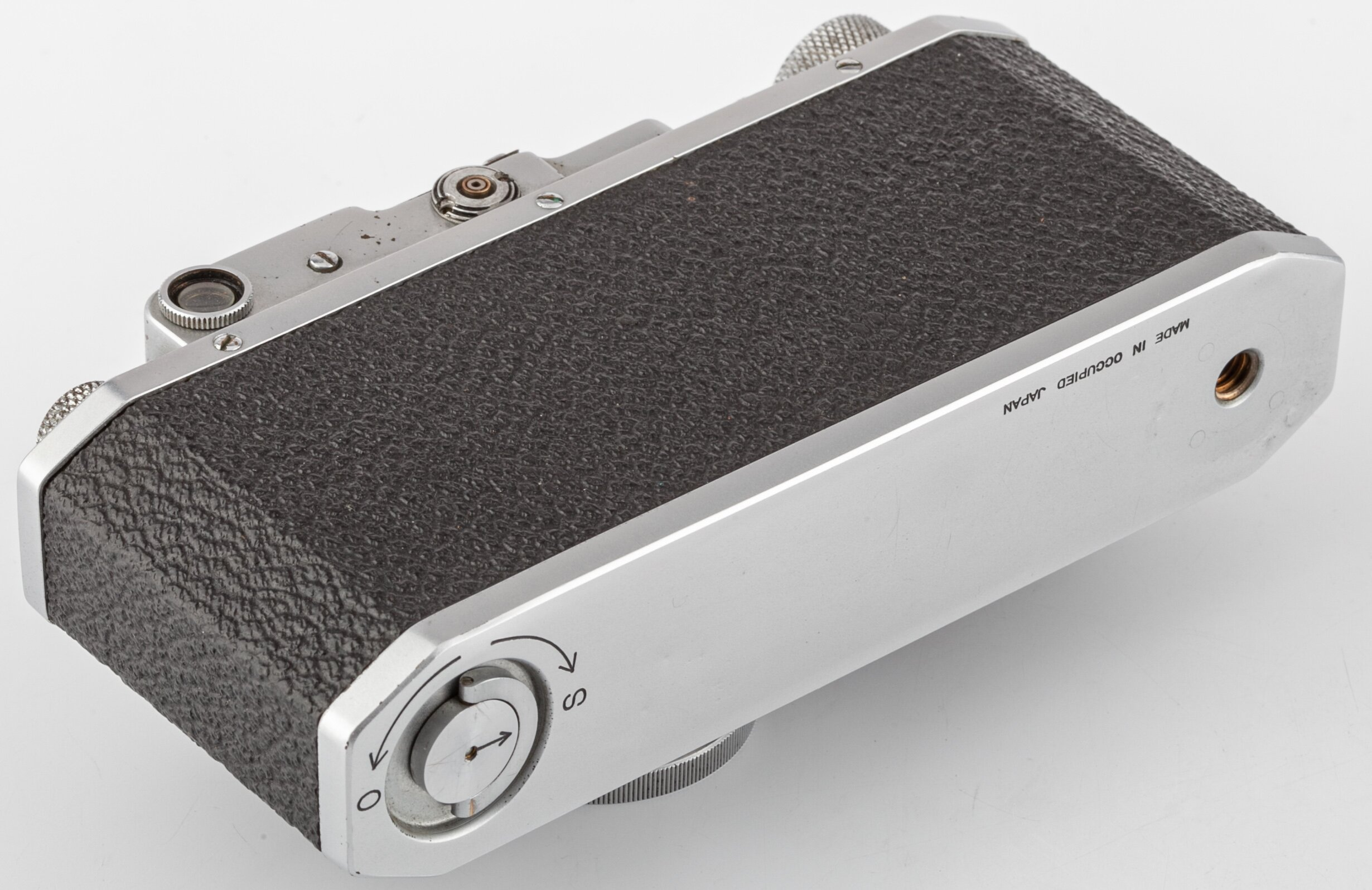 Canon S-II Body with Serenar 5cm F3.5