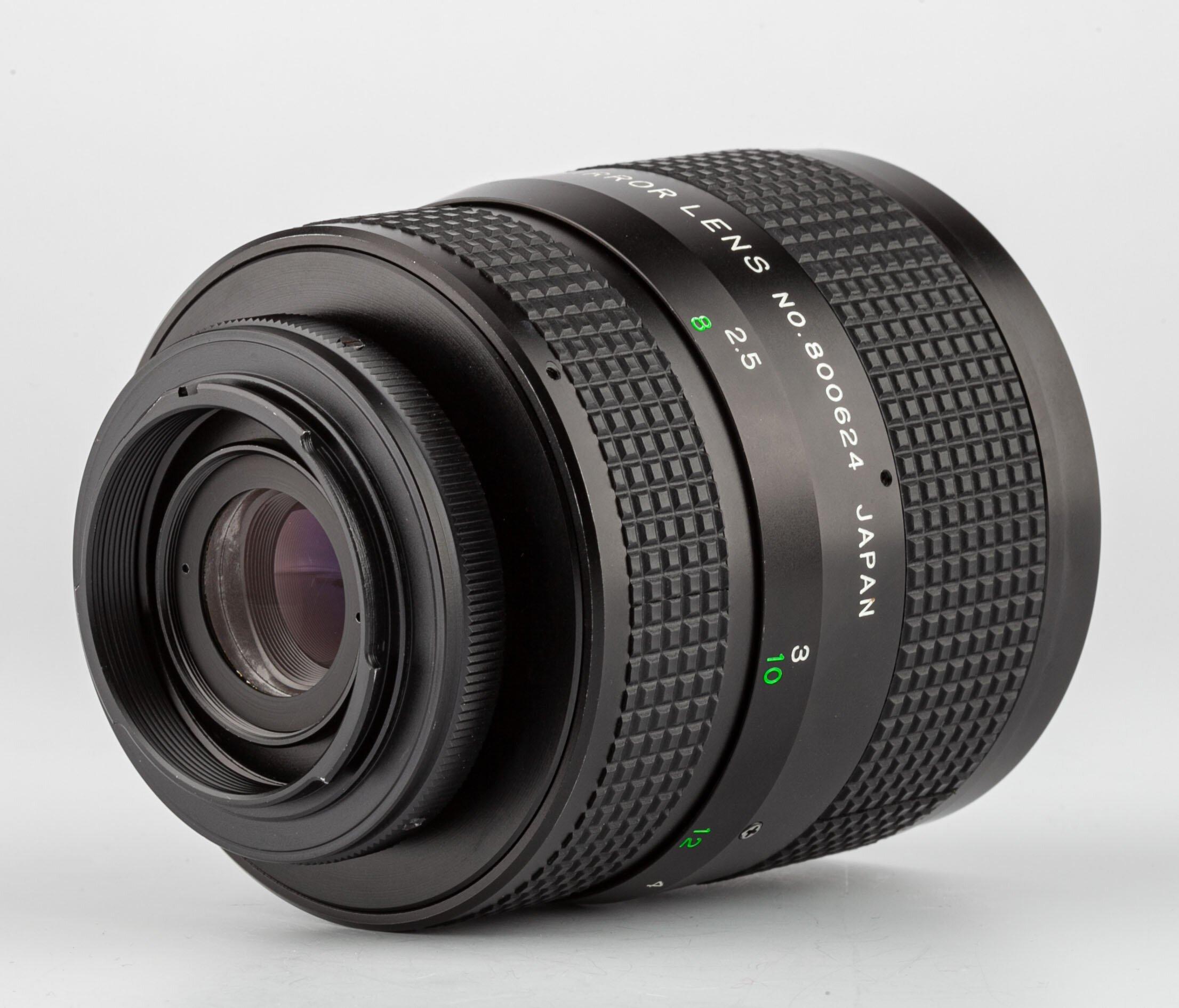 Hanimex 500mm F:8 Spiegelobjektiv f.Contax/Yashica