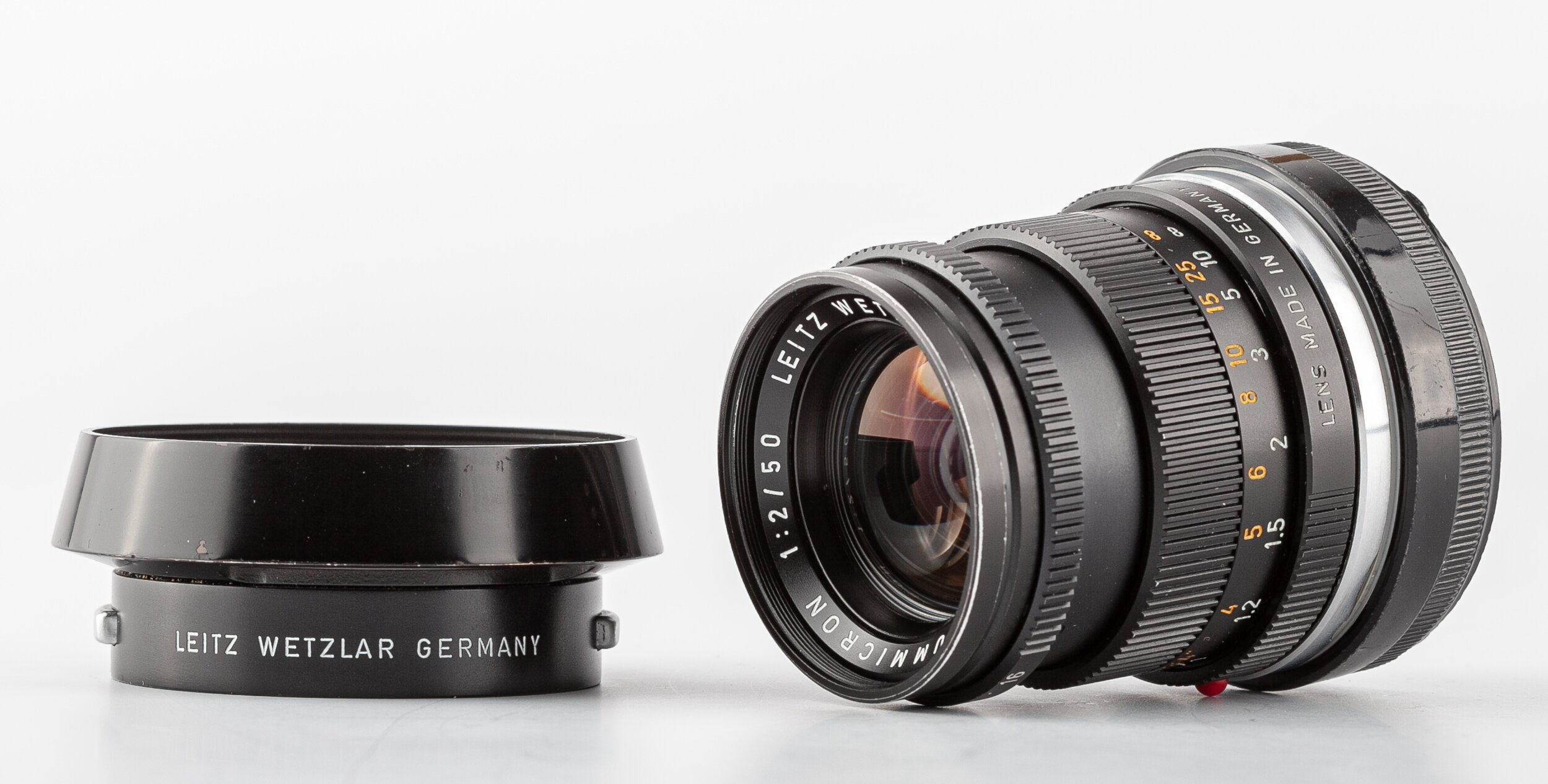 Leica Summicron-M f2 50mm 11817