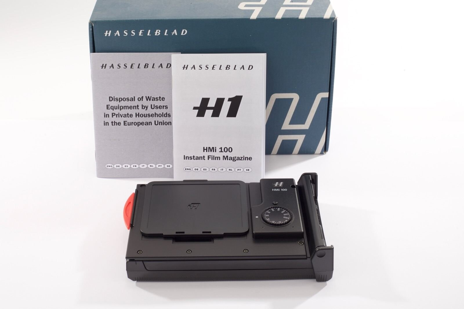 Hasselblad H-1 HMi100 Polaroidmagazin  3033100