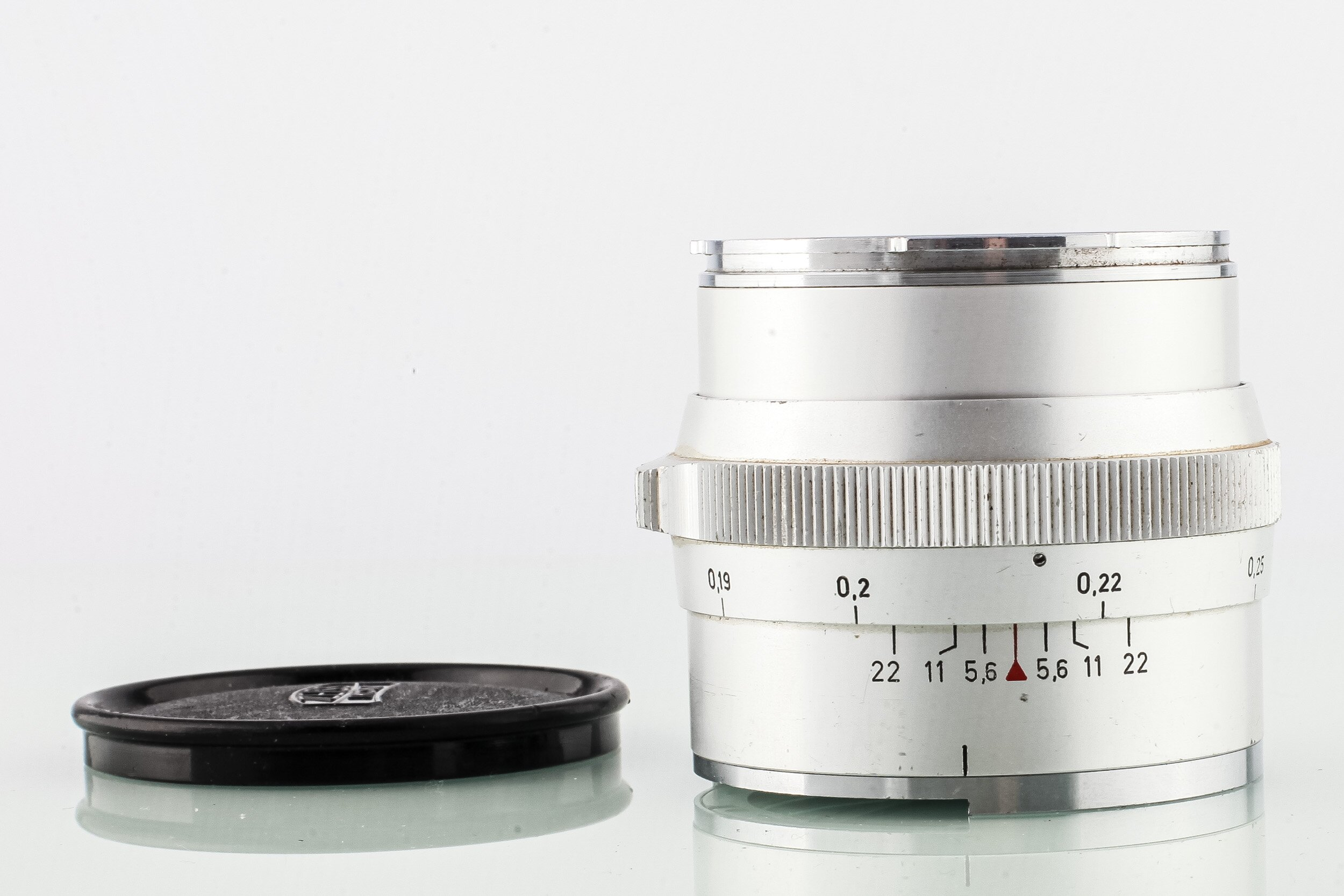 Carl Zeiss f.Contarex Distagon 4/35mm chrom