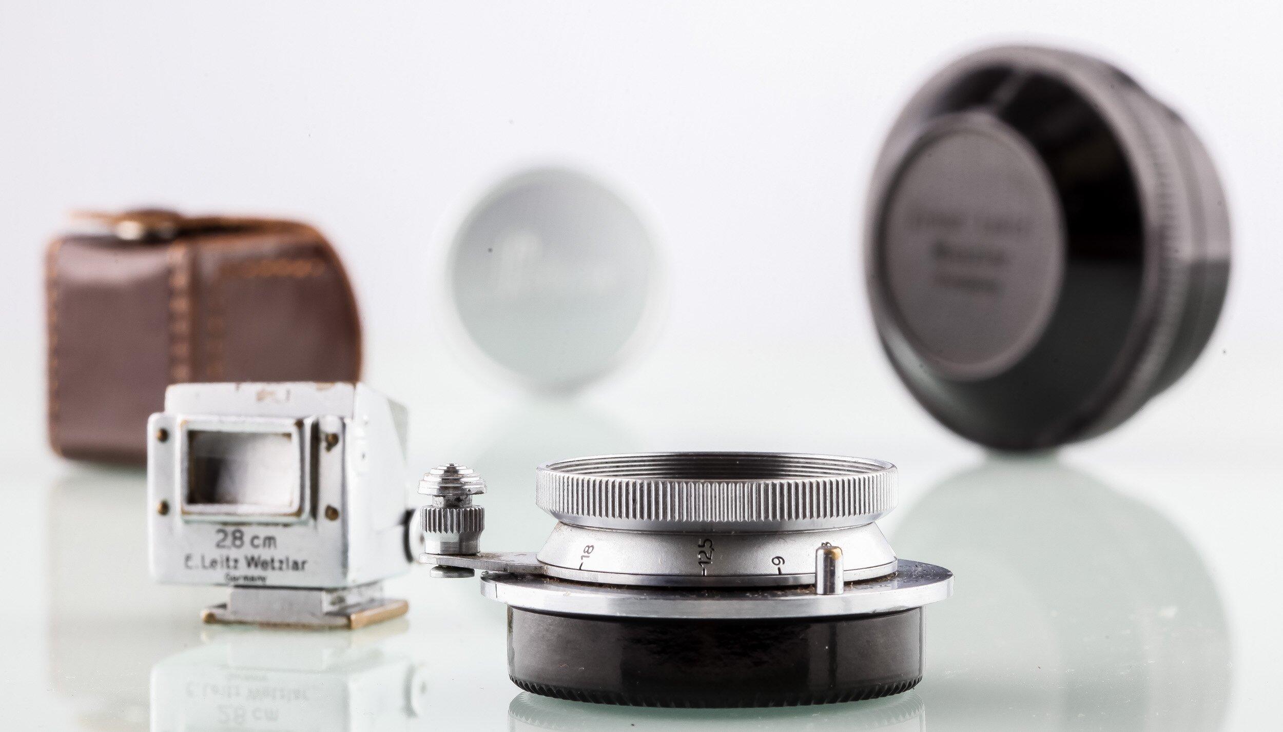 Leica Hektor 2,8cm F6.3 M39