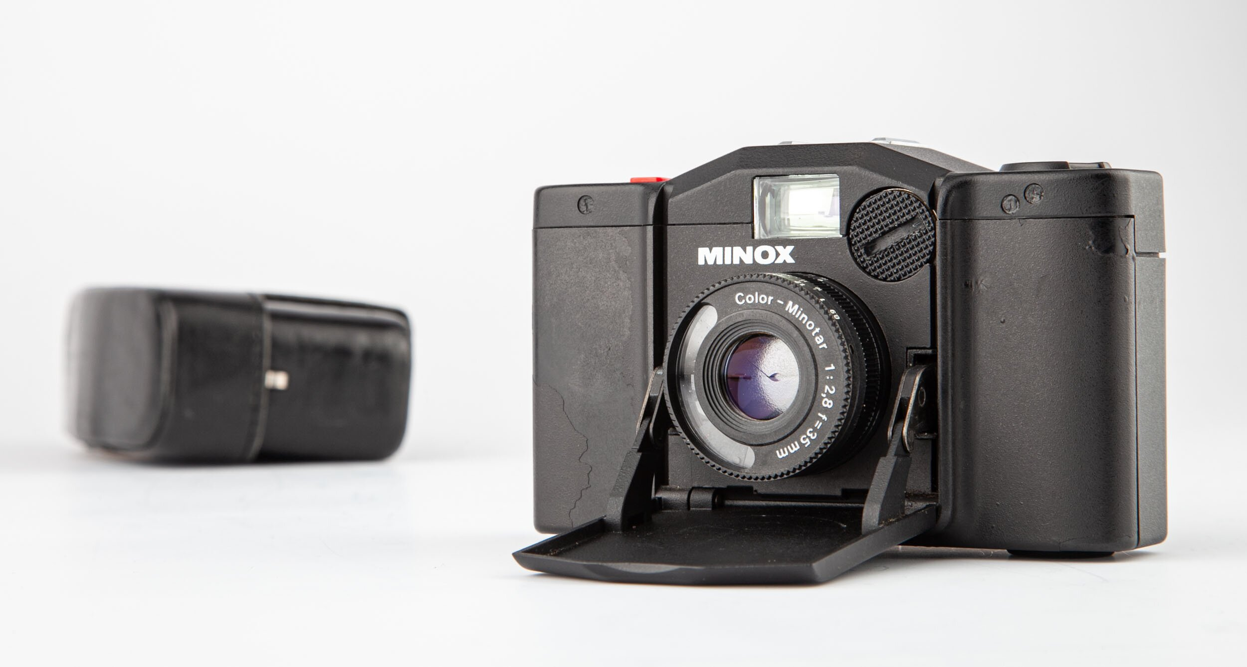 Minox 35 EL Color-Minotar 2,8/35mm