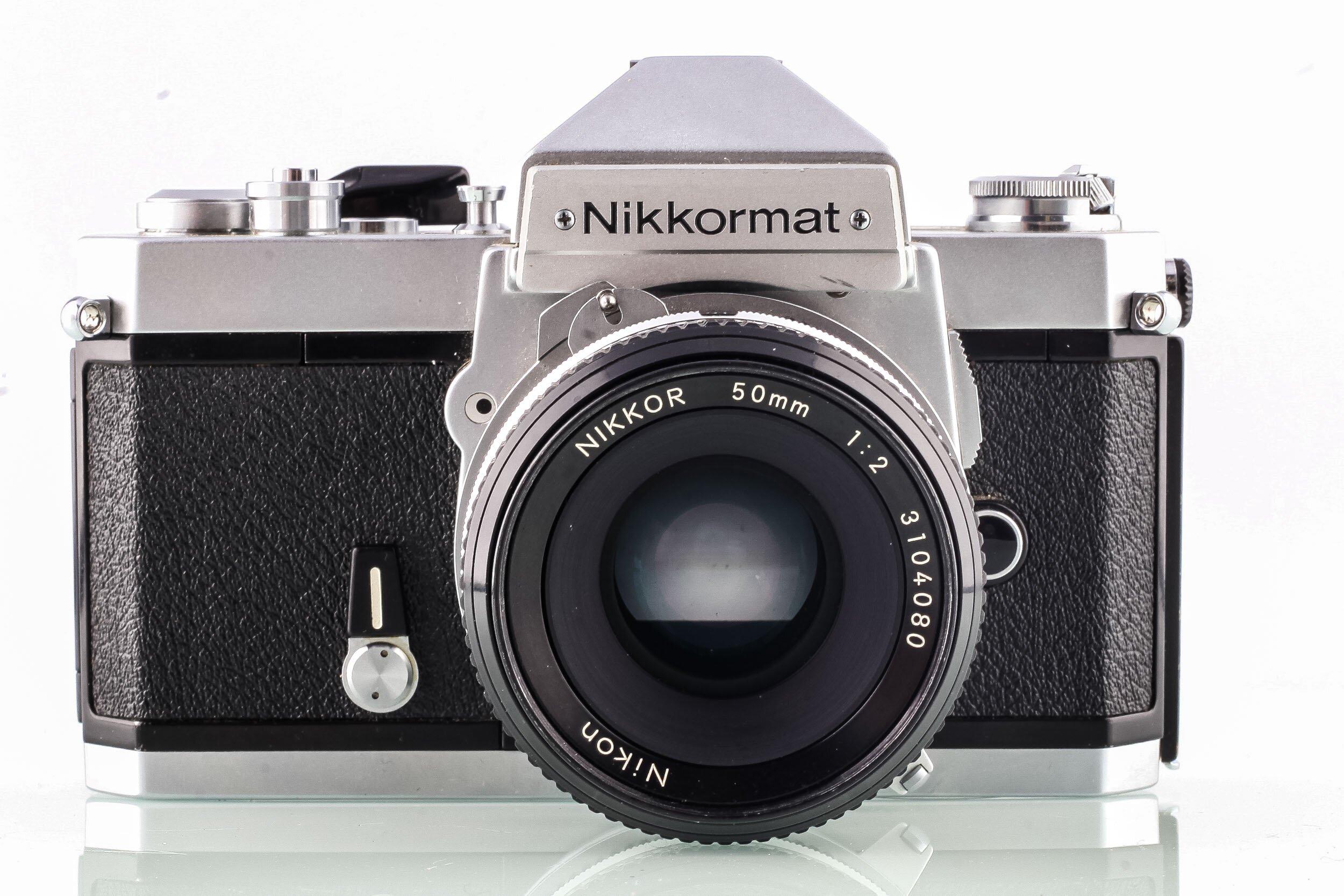 Nikkormat FT2 Nikkor 50mm 2