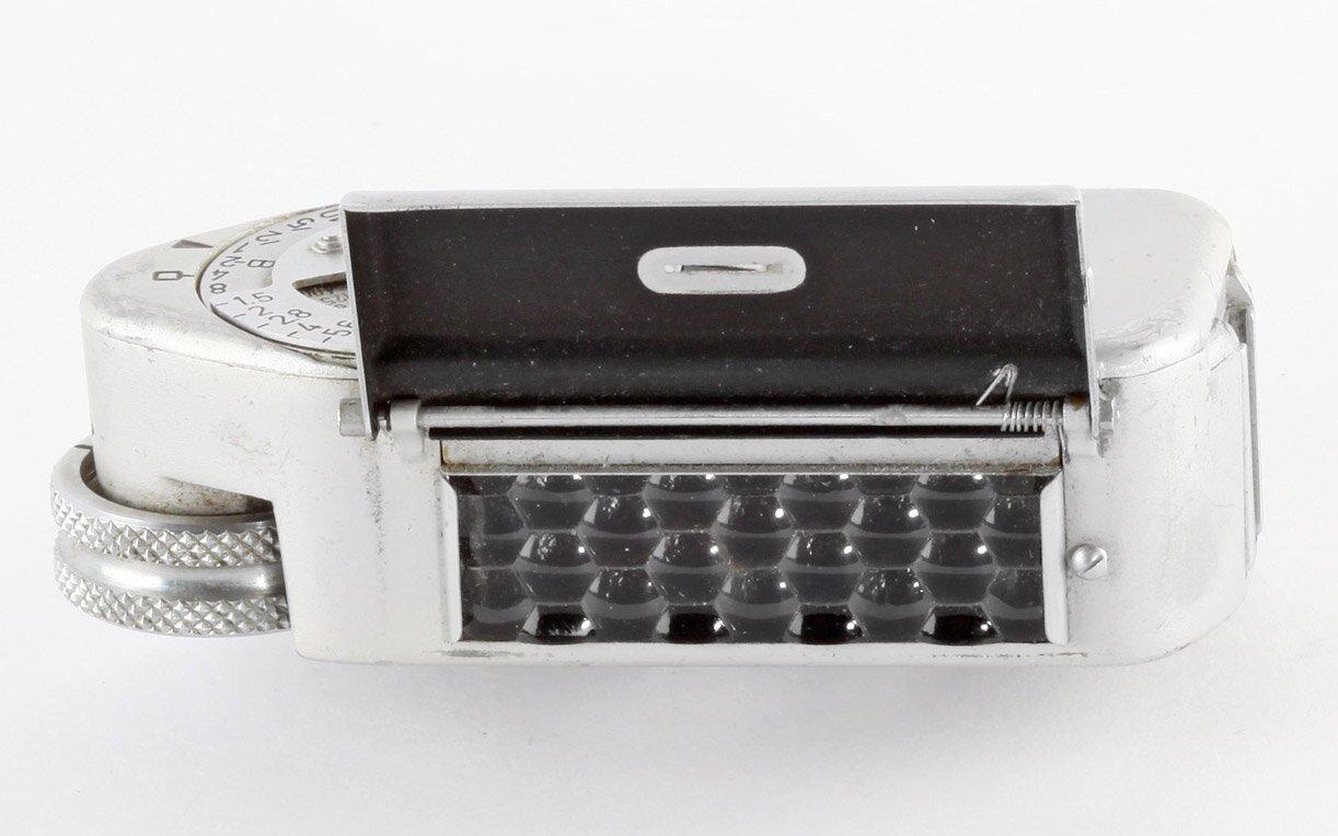 Leica meter M chrom