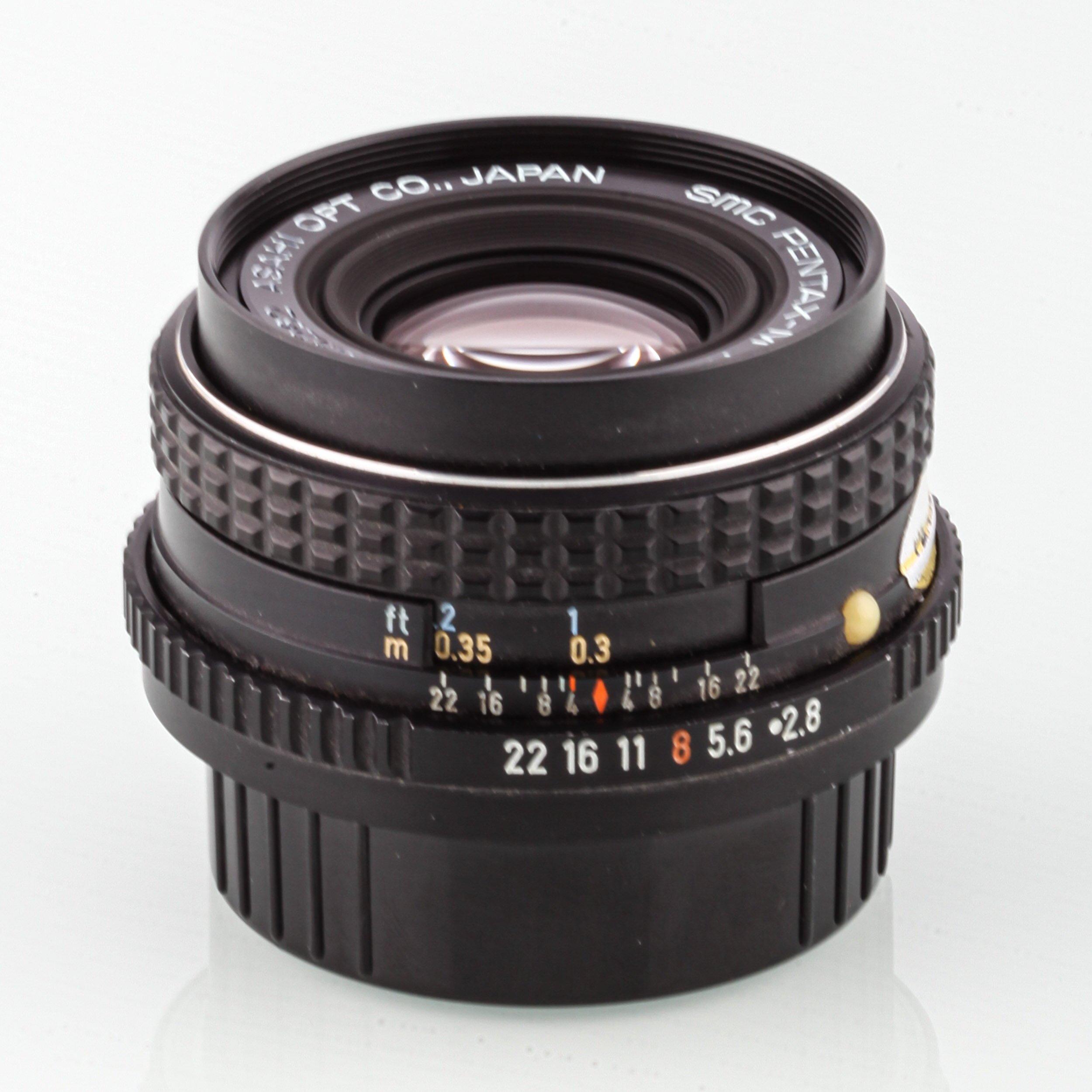 Pentax-M 2,8/28mm PK Anschluß
