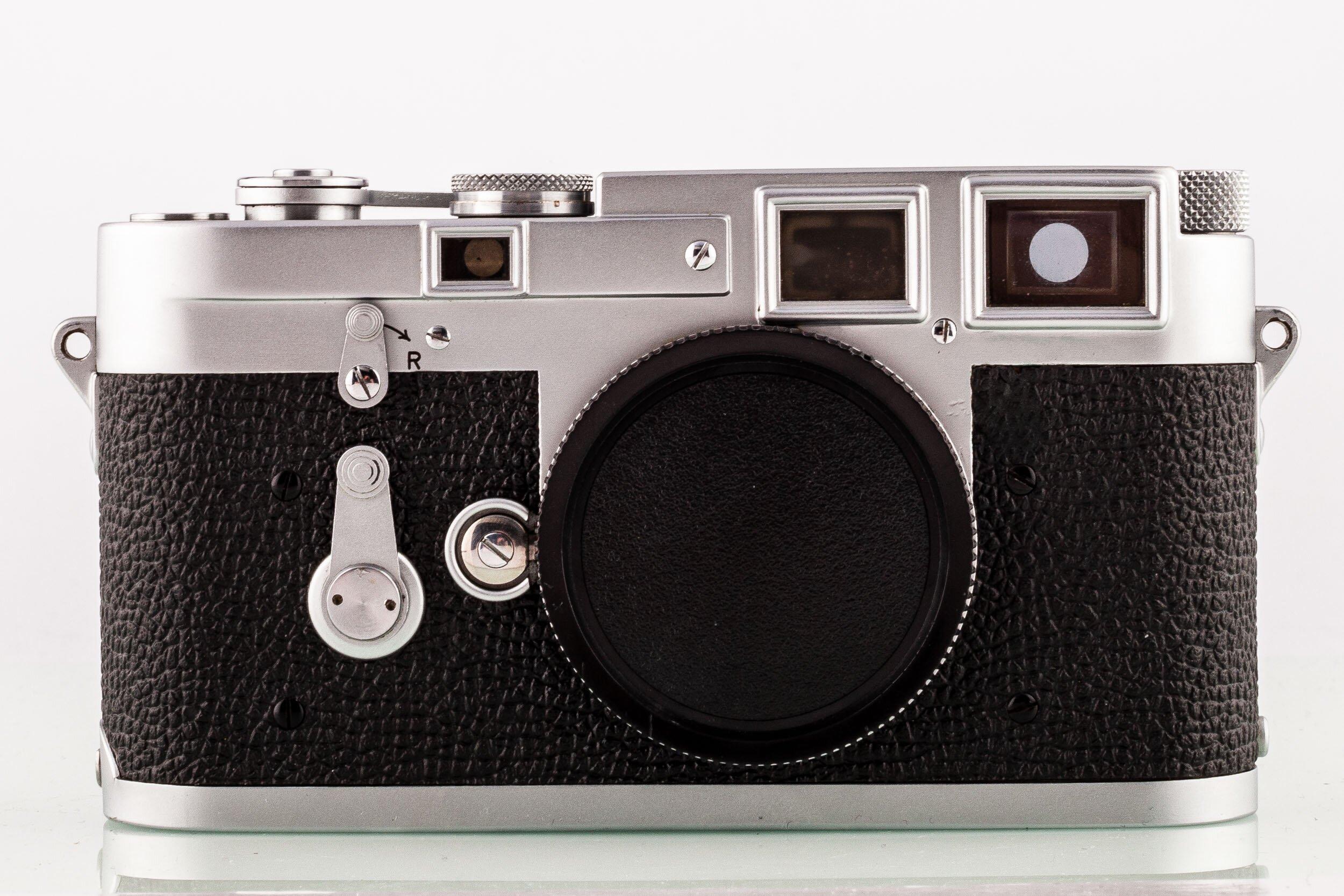 Leica M3 DS Gehäuse chrom 1955