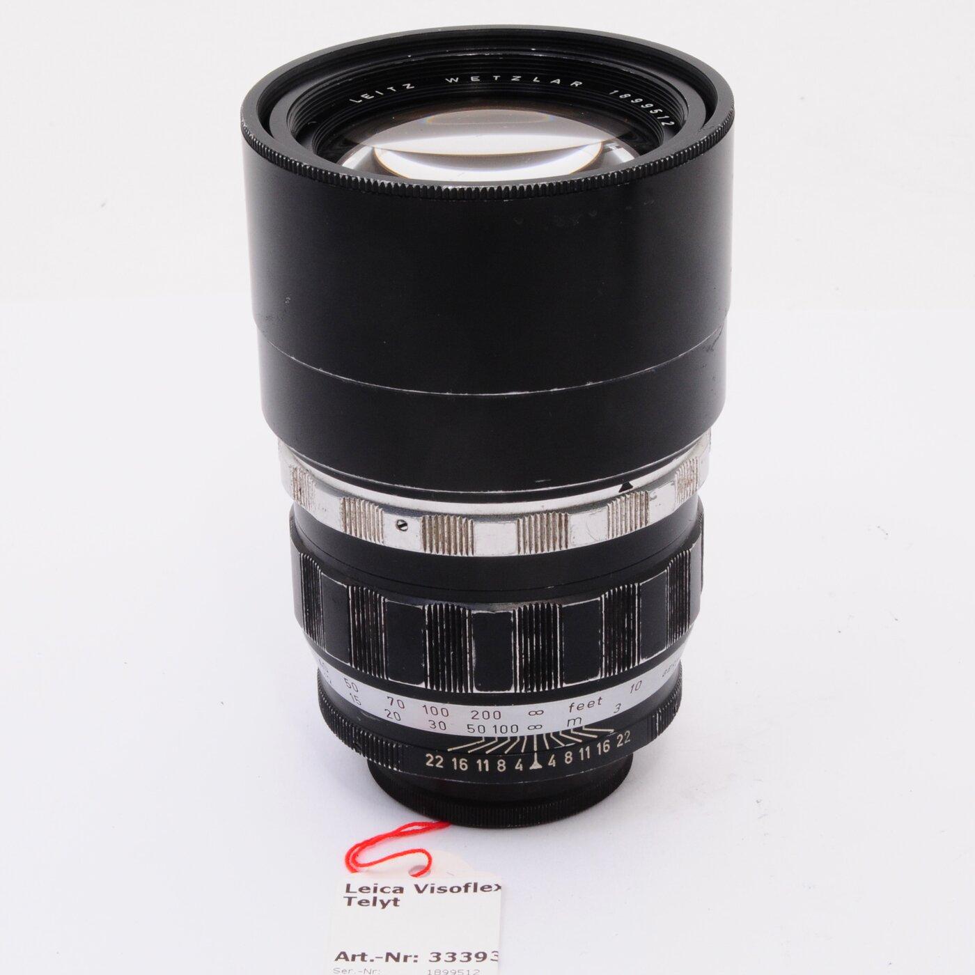 Leica Visoflex 200mm 1:4 Telyt