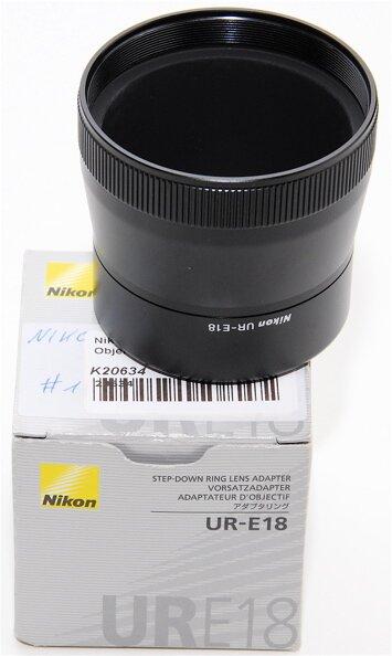 Nikon UR-E 18 Objektivadapter