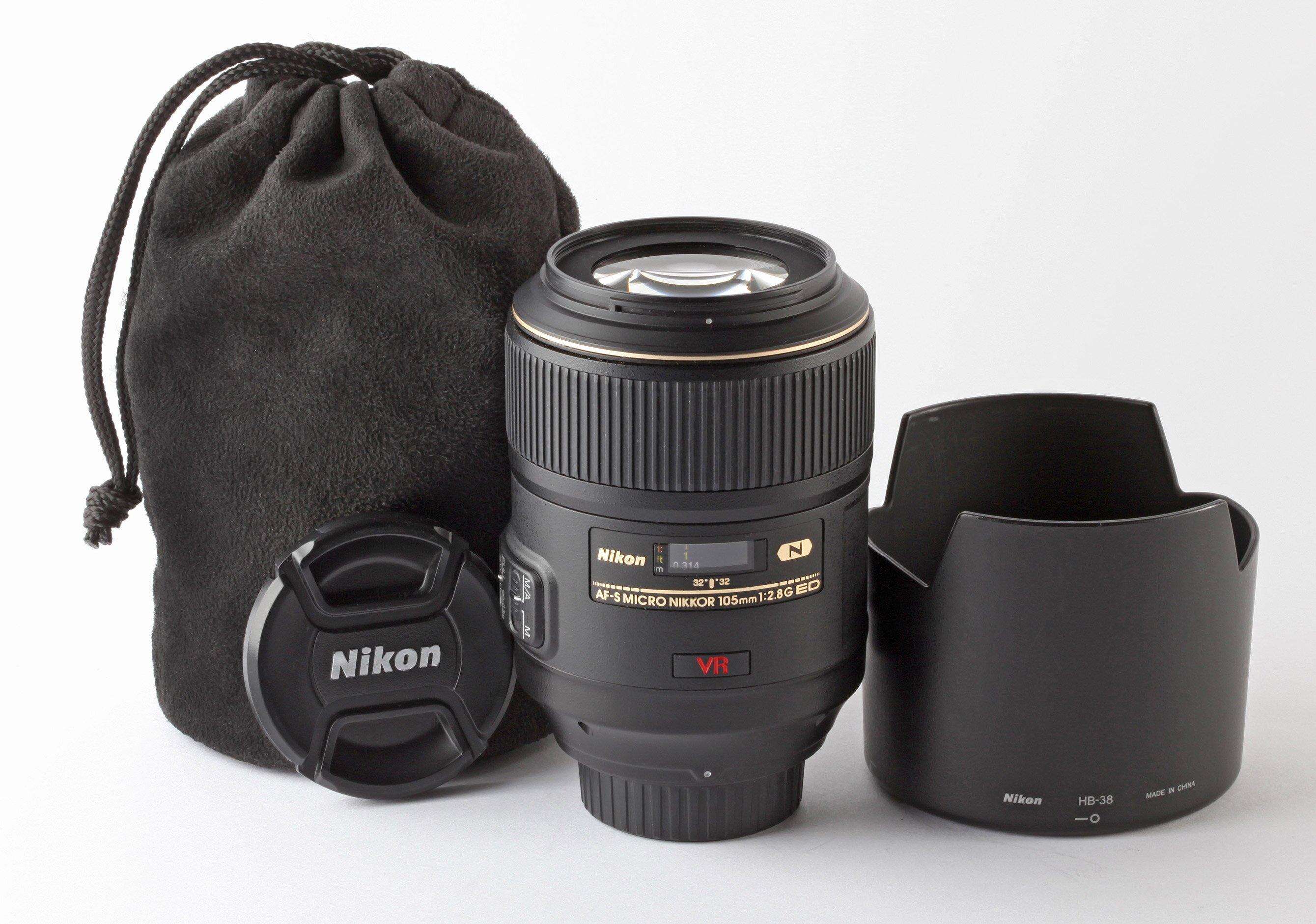 Nikon AF-S Mikkor 105mm/2,8GED