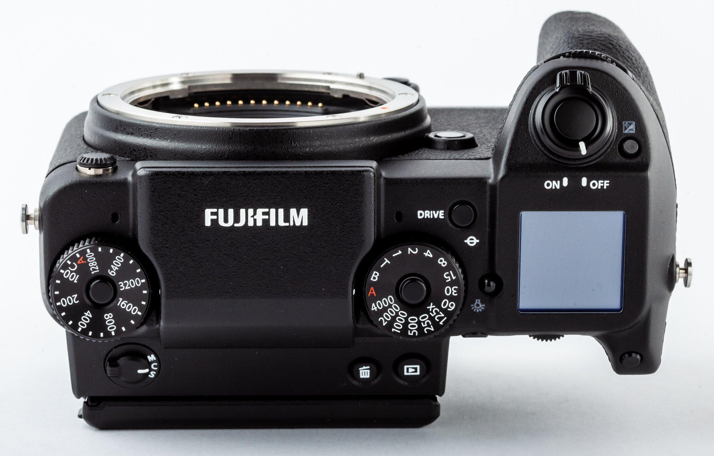 Fujifilm Fuji GFX 50s