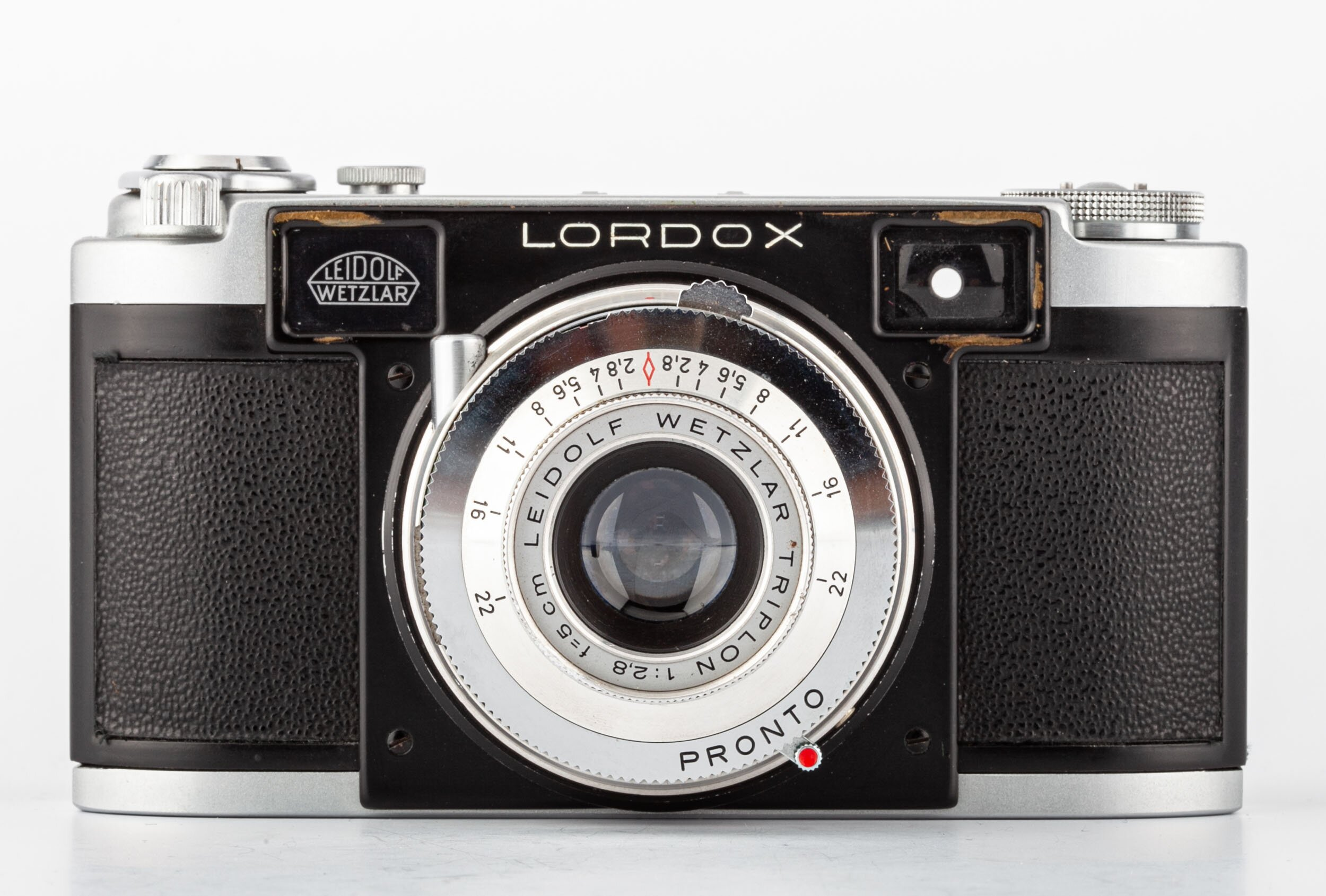 Lordox Leidolf Wetzlar Triplon 5cm F2.8