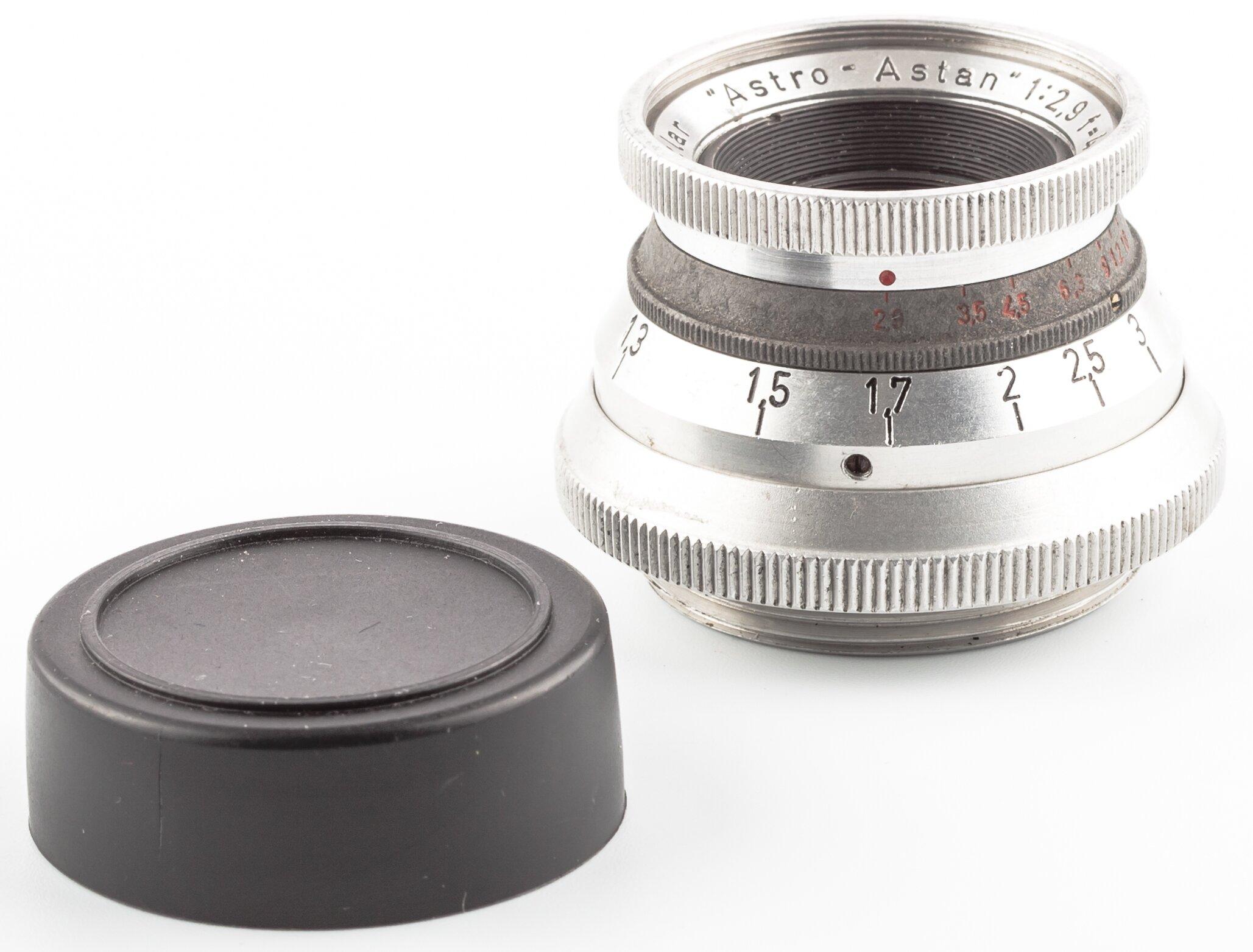 Rau-Optik 2,9/4,7cm Astro-Astan
