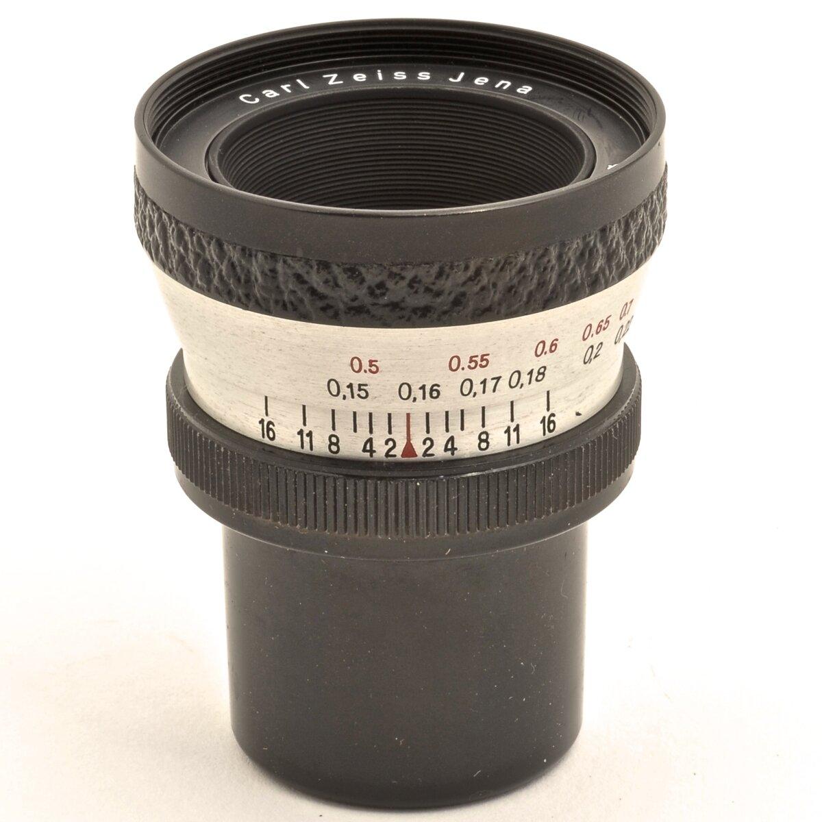 Carl Zeiss f. Pentaflex 8 12,5mm 1:2 Flektogon