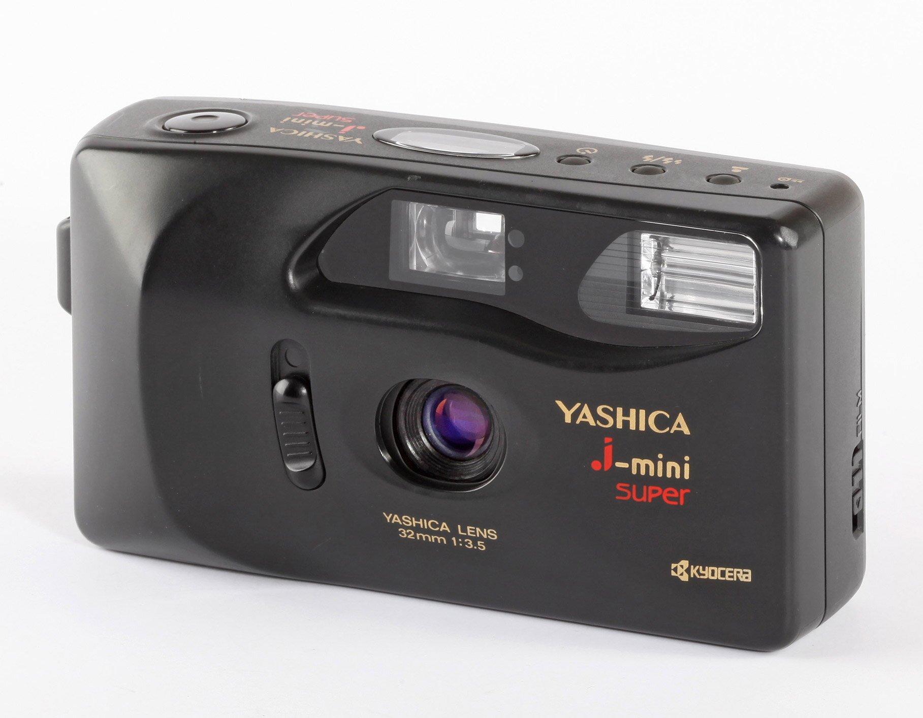 Yashica j-mini super Kompakt Kamera