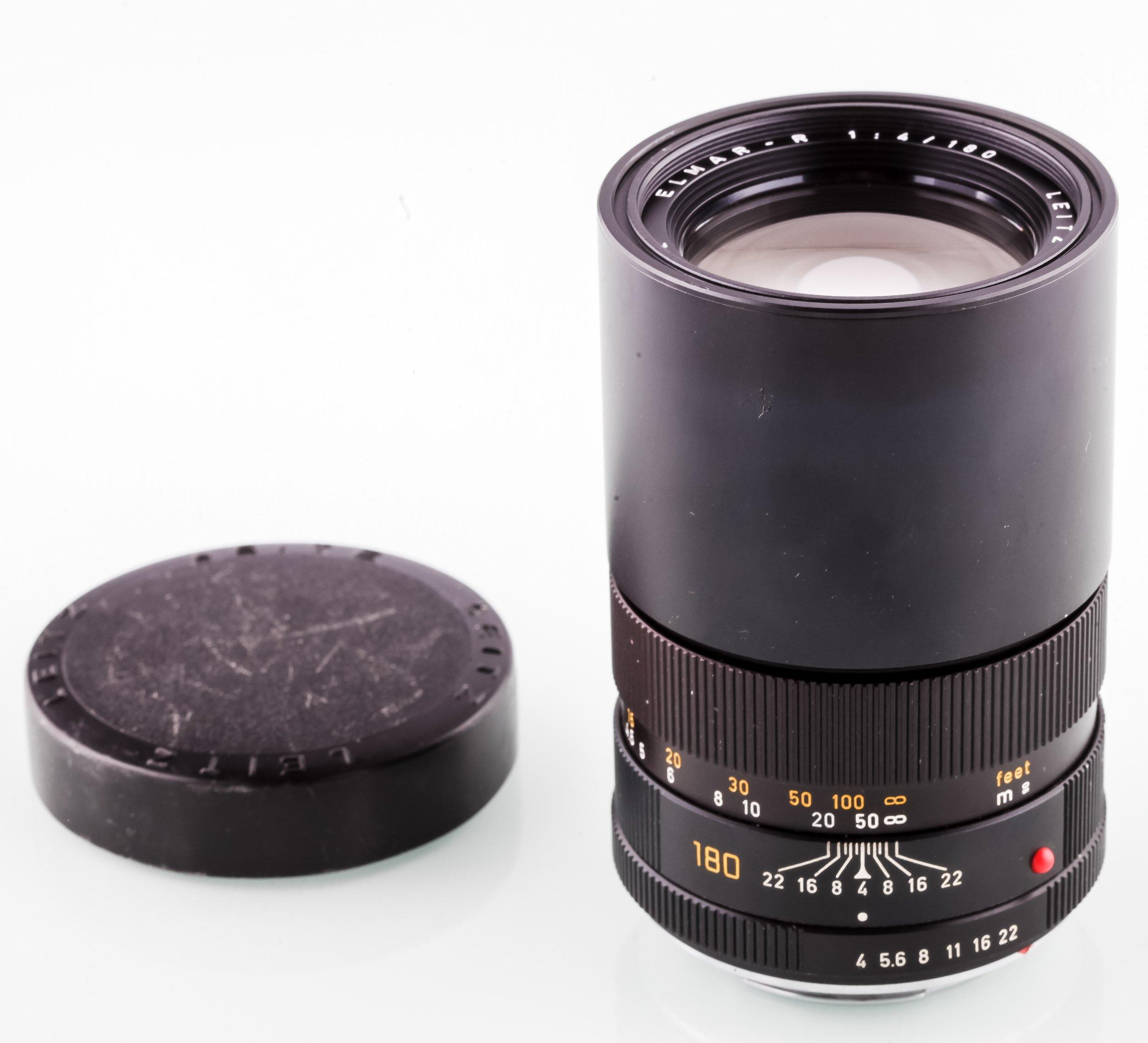 Leica Elmar-R 180mm F4