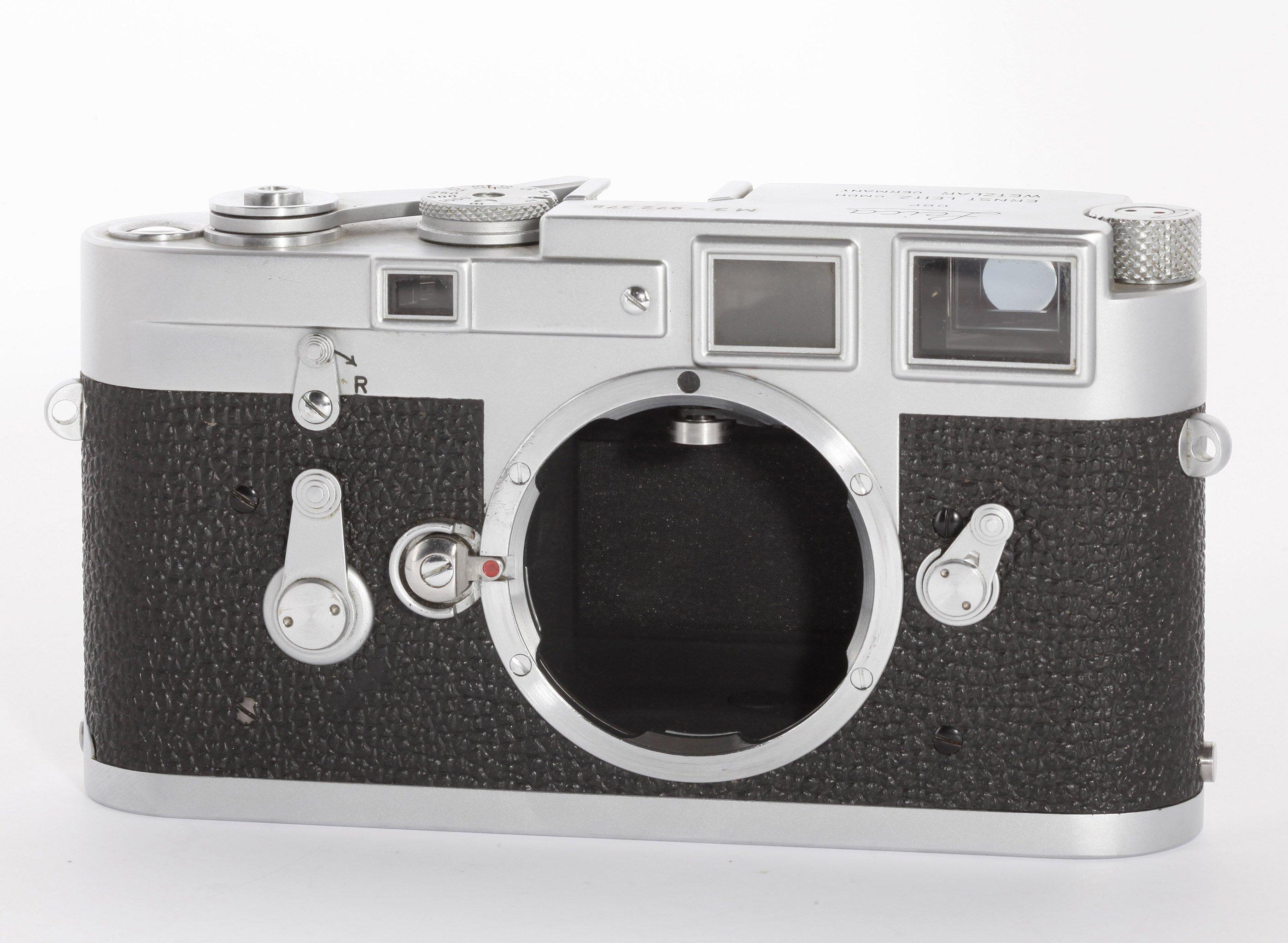 Leica M3 SSchrom