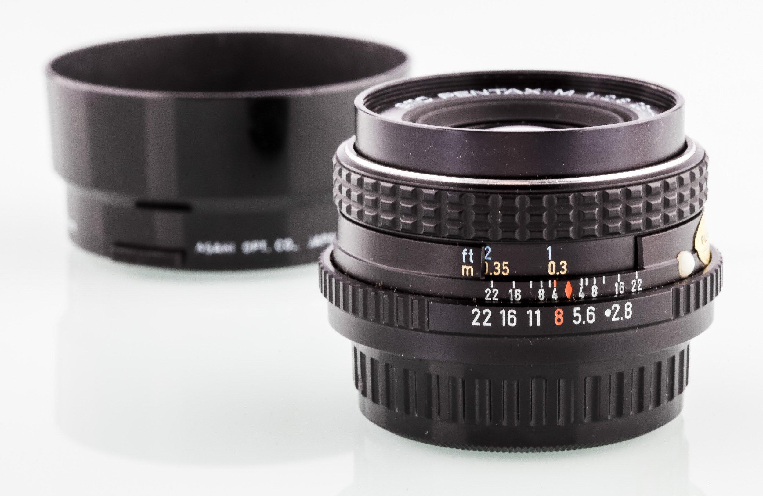 Pentax SMC-M 2,8/28mm