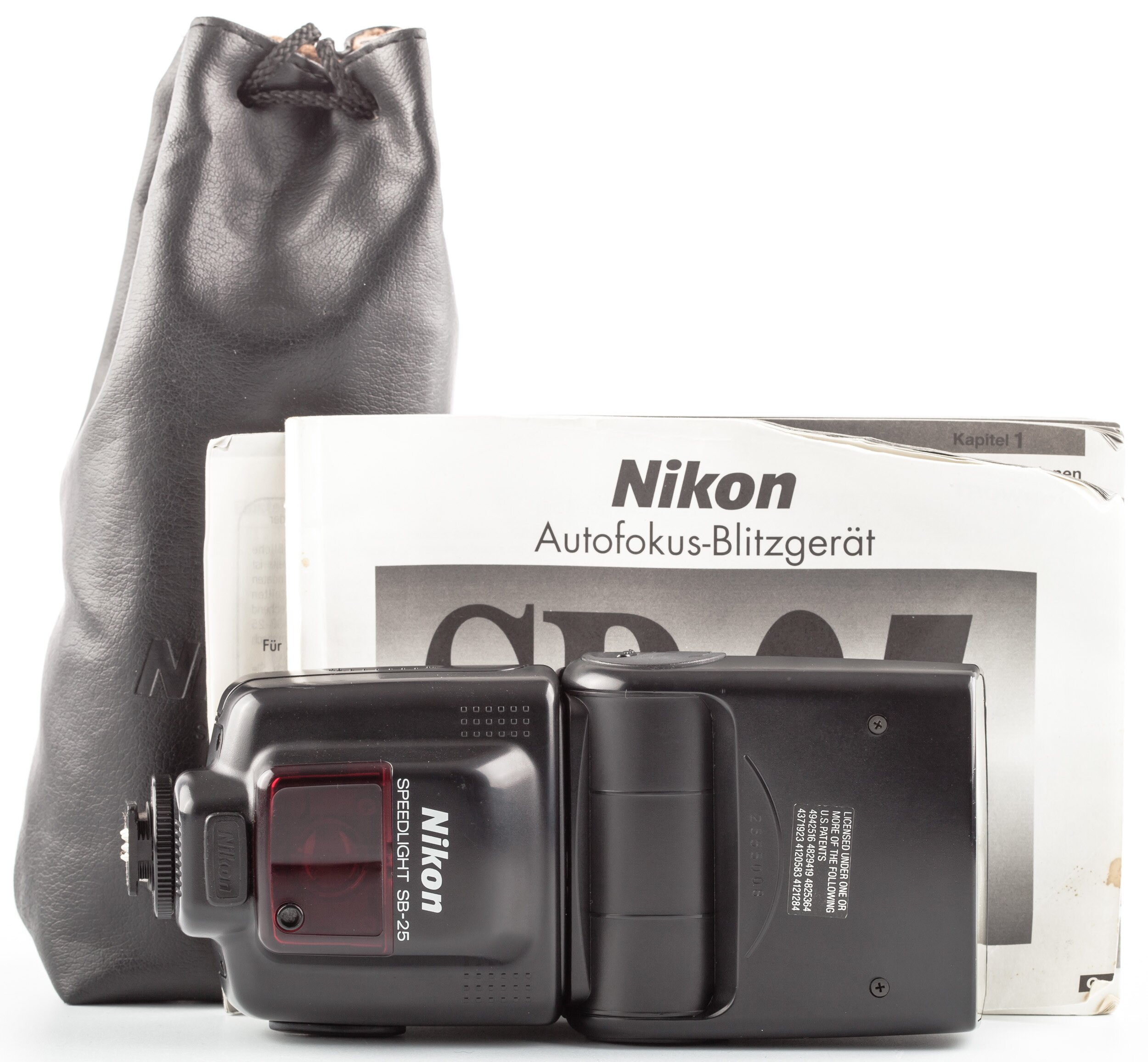 Nikon SB-25 Speedlight