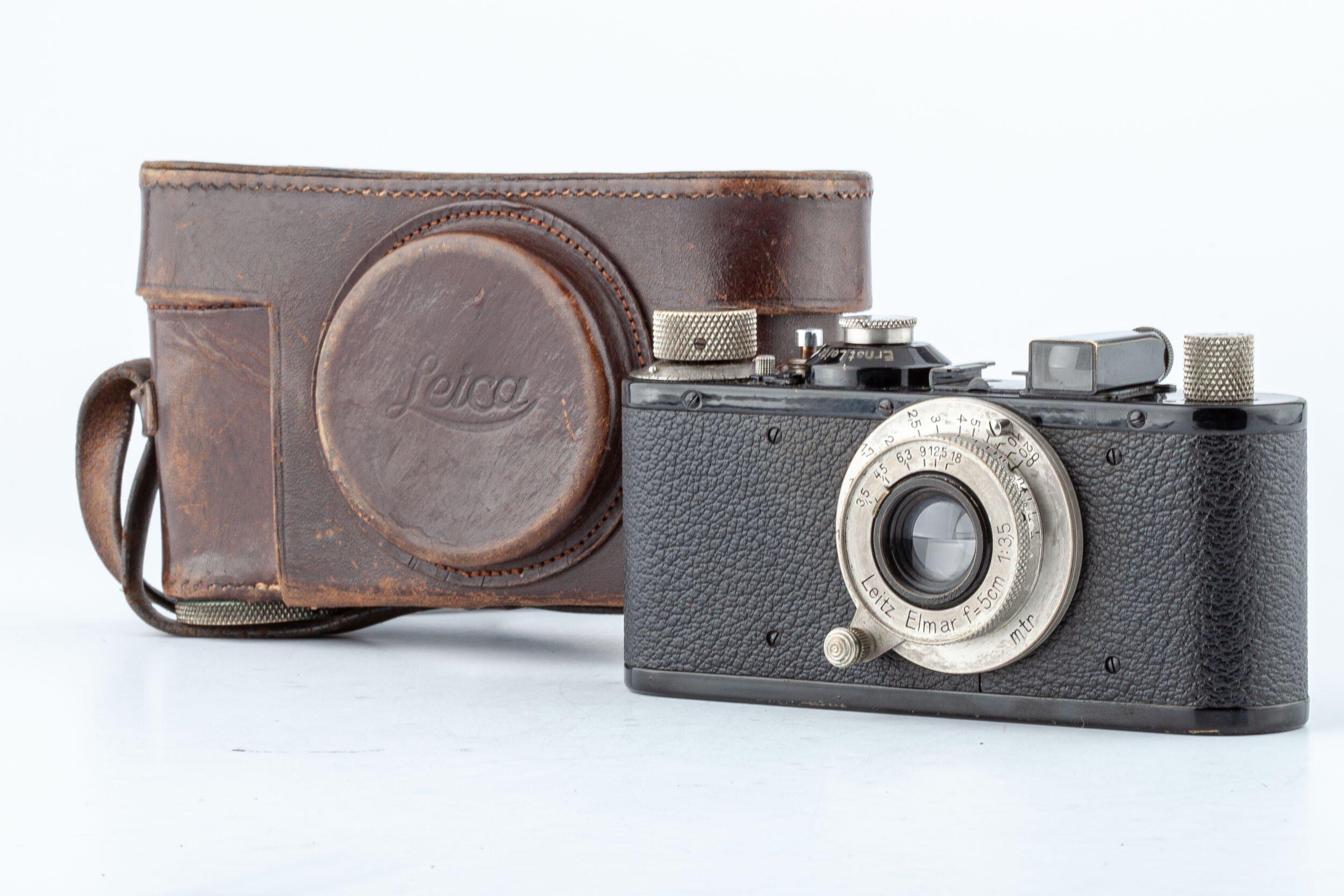Leica Standard mit Leitz Elmar 3,5/5cm 1939
