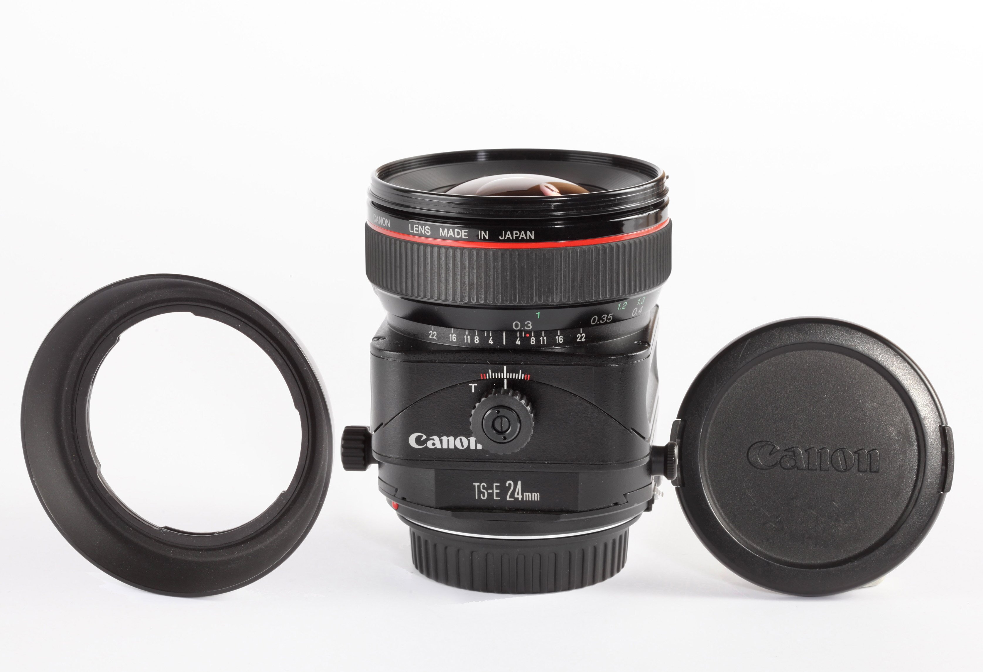 Canon TS-E 24mm 3,5 L