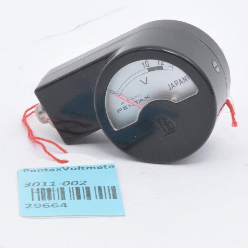 Pentax Voltmeter