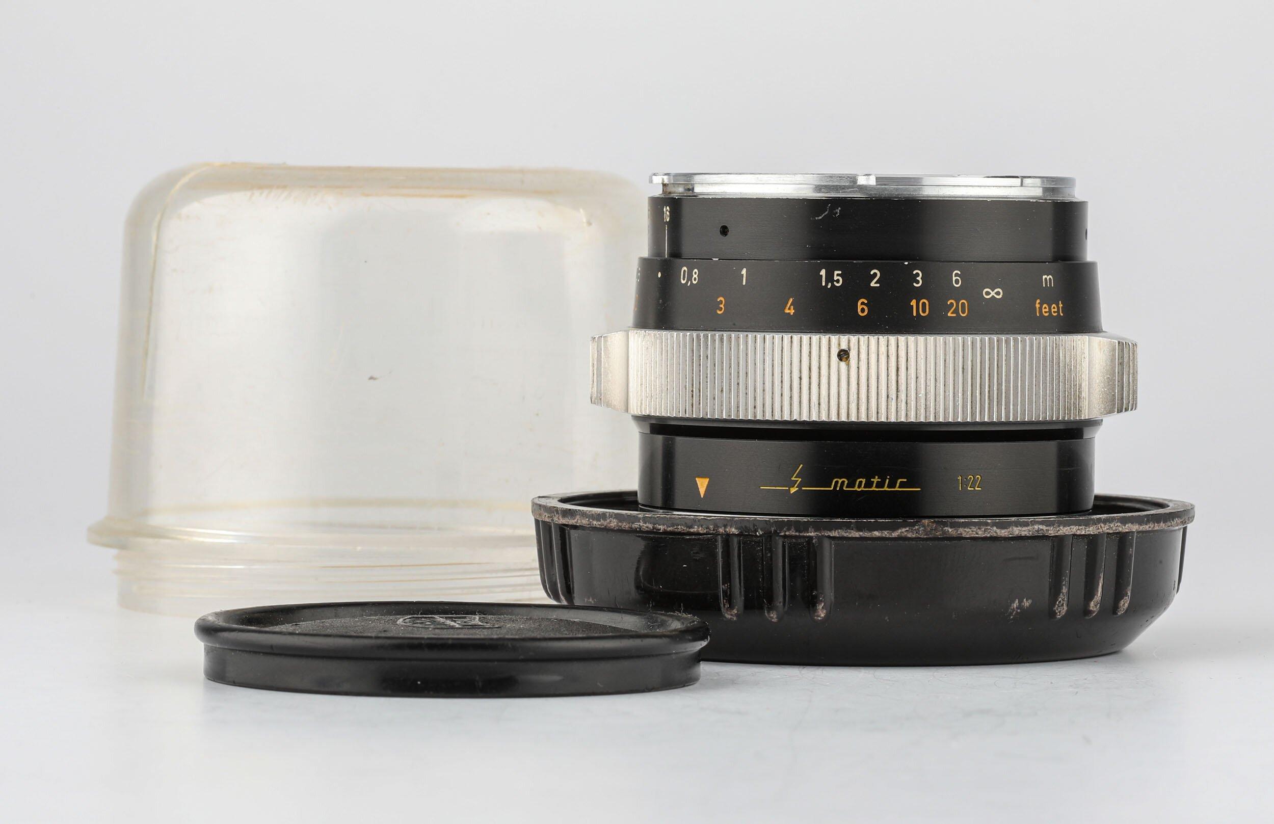 Carl Zeiss f.Contarex Distagon 4/35mm