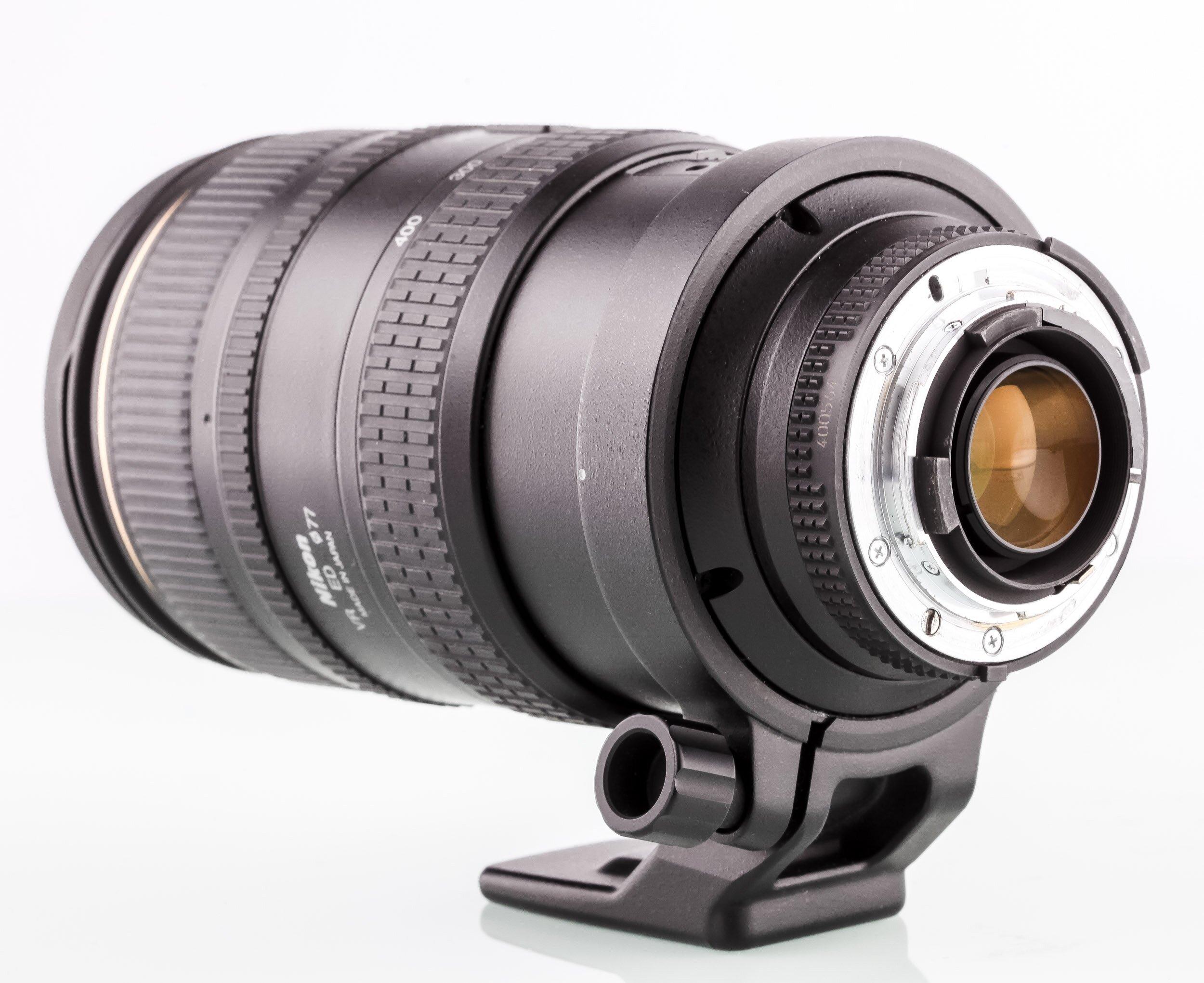 Nikon AF VR-Nikkor 80-400mm 4,5-5,6D ED
