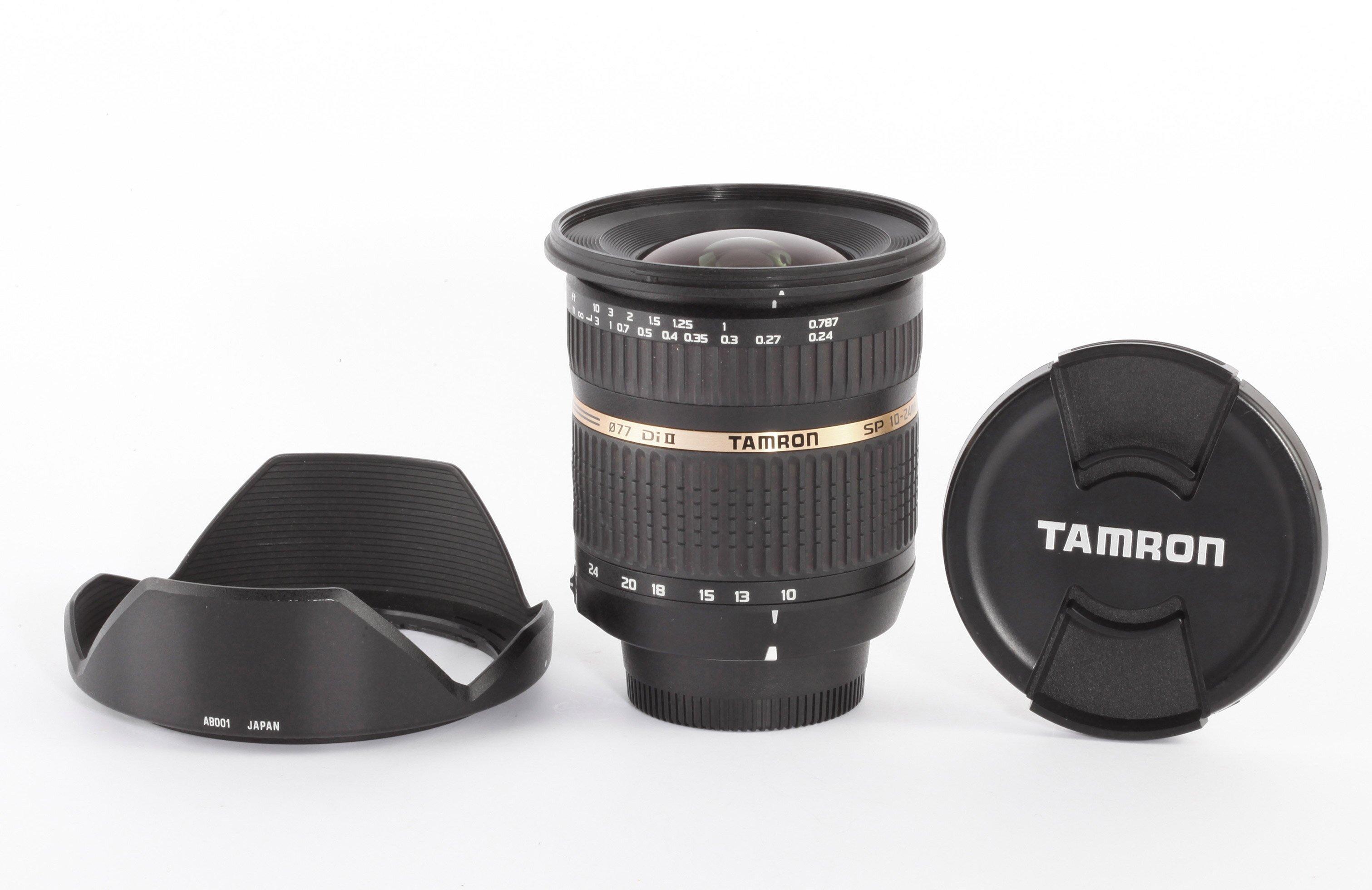 Tamron SP 10-24mm3,5-4,5 f.Nikon