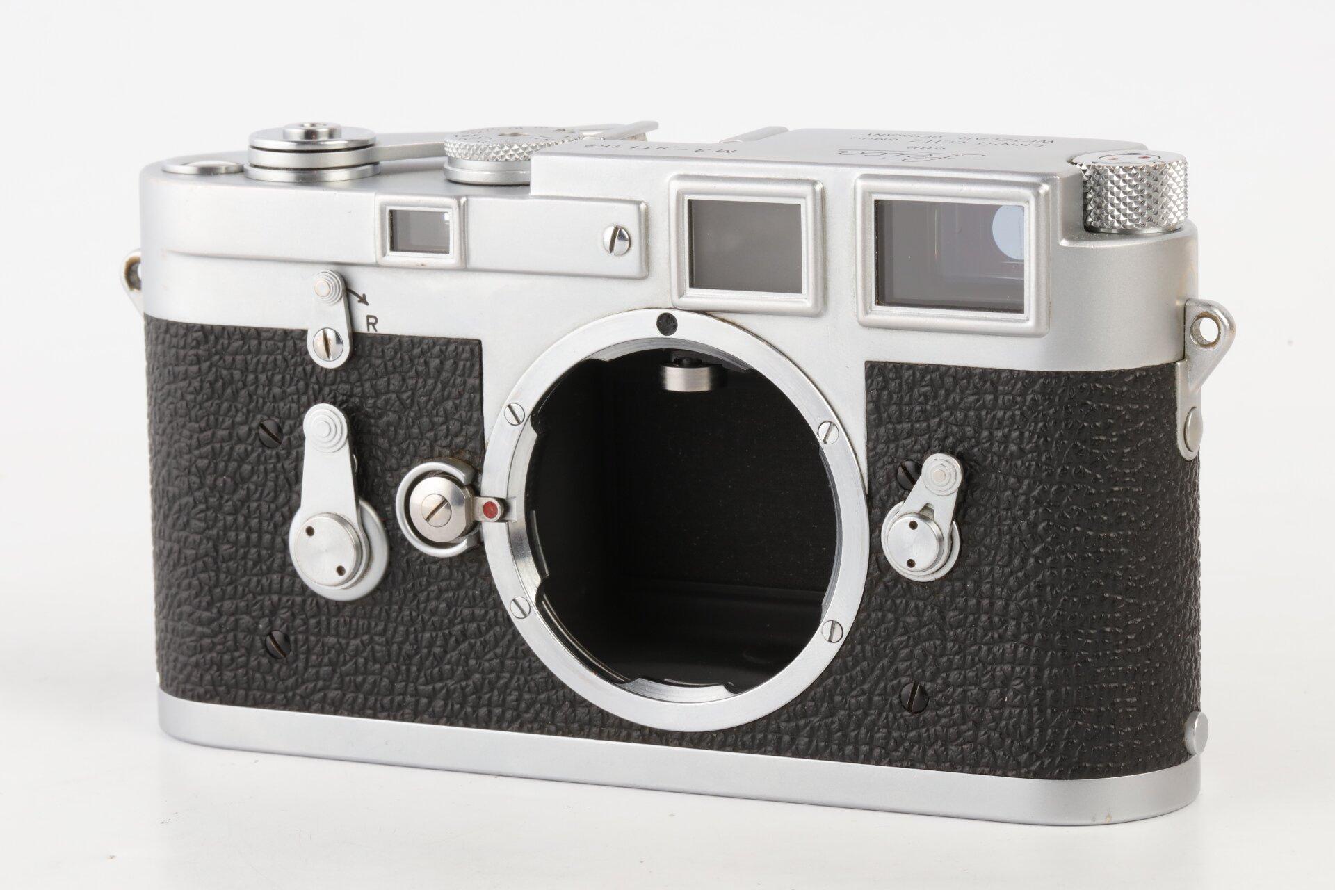 Leica M3 DS chrom Bj1957